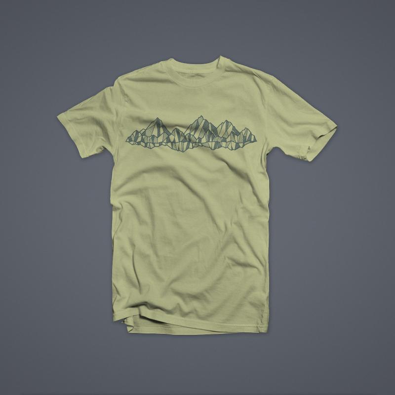 My Mountain Shirt