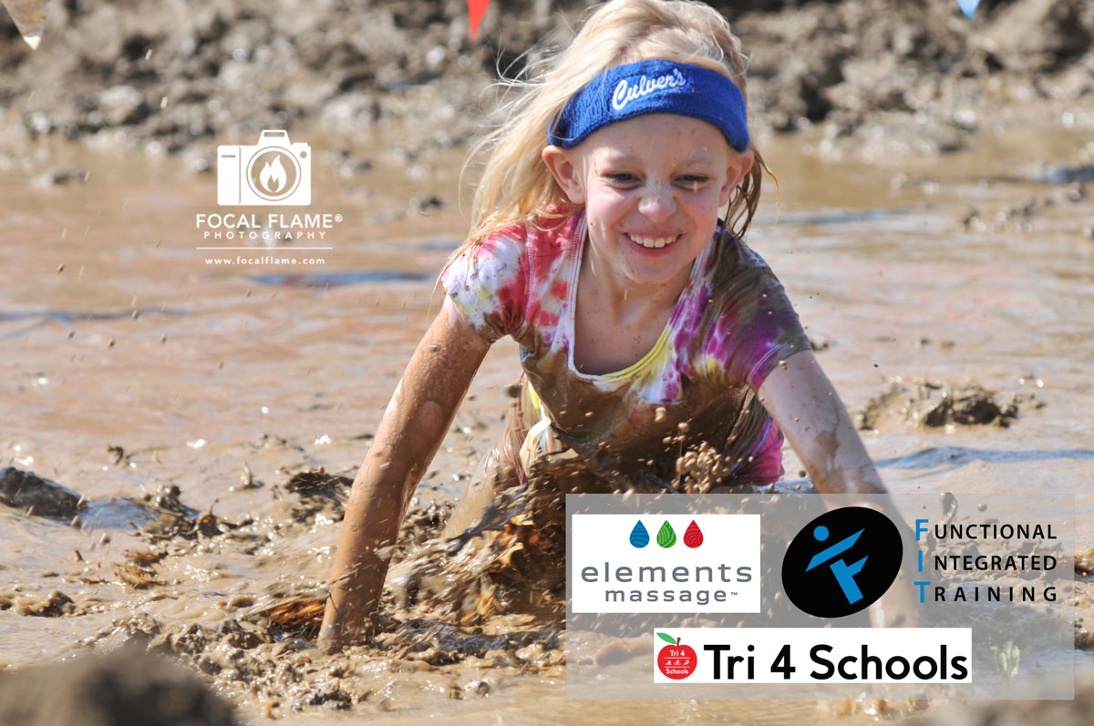 Is there anything better than splashing in the mud?! © 2014 Focal Flame Photography | Photo credit: Katie Richard