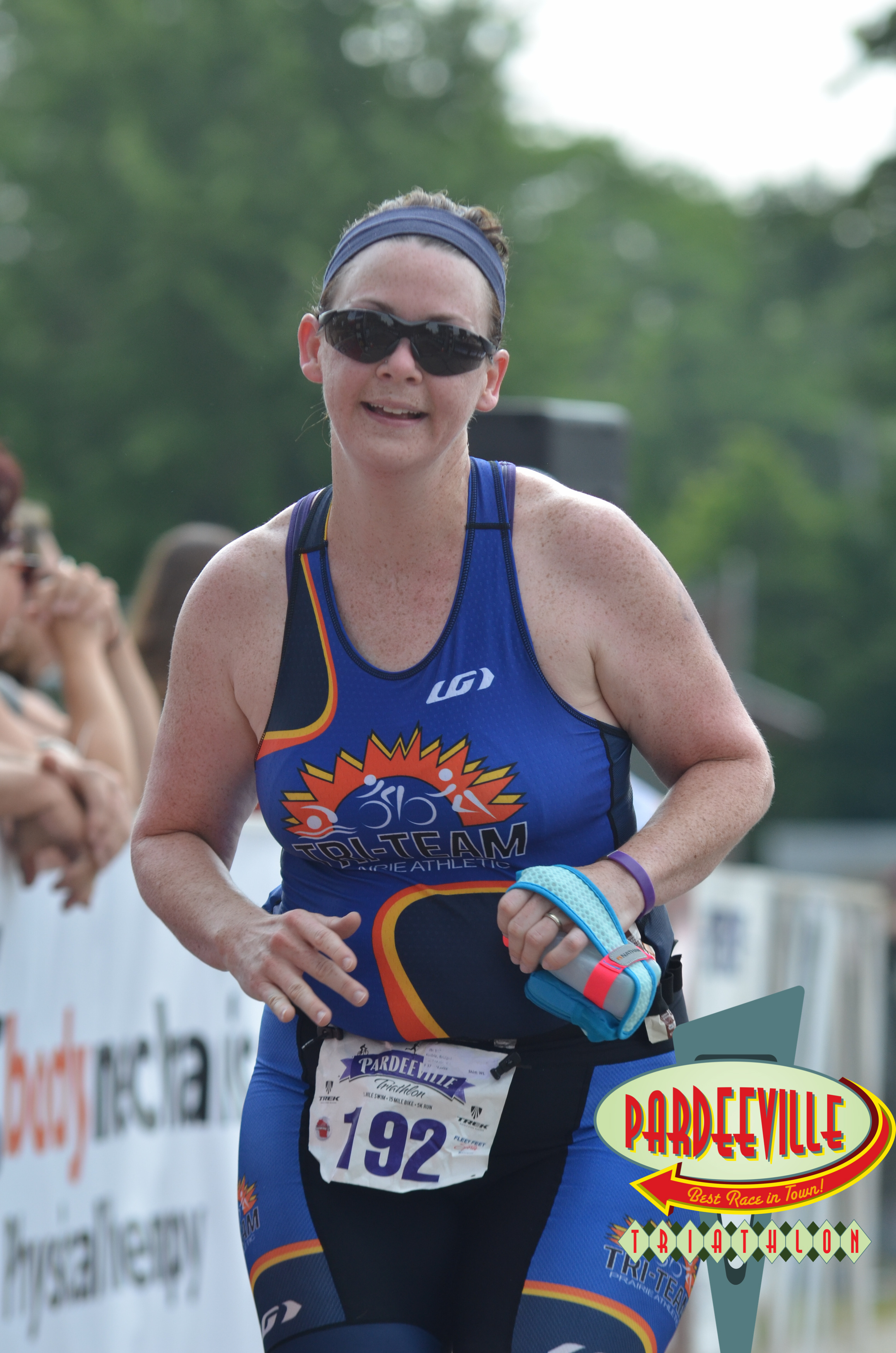 Bridget finishing strong at Pardeeville. Photo credit Will Hughes, Focal Flame Photography (c) 2015.