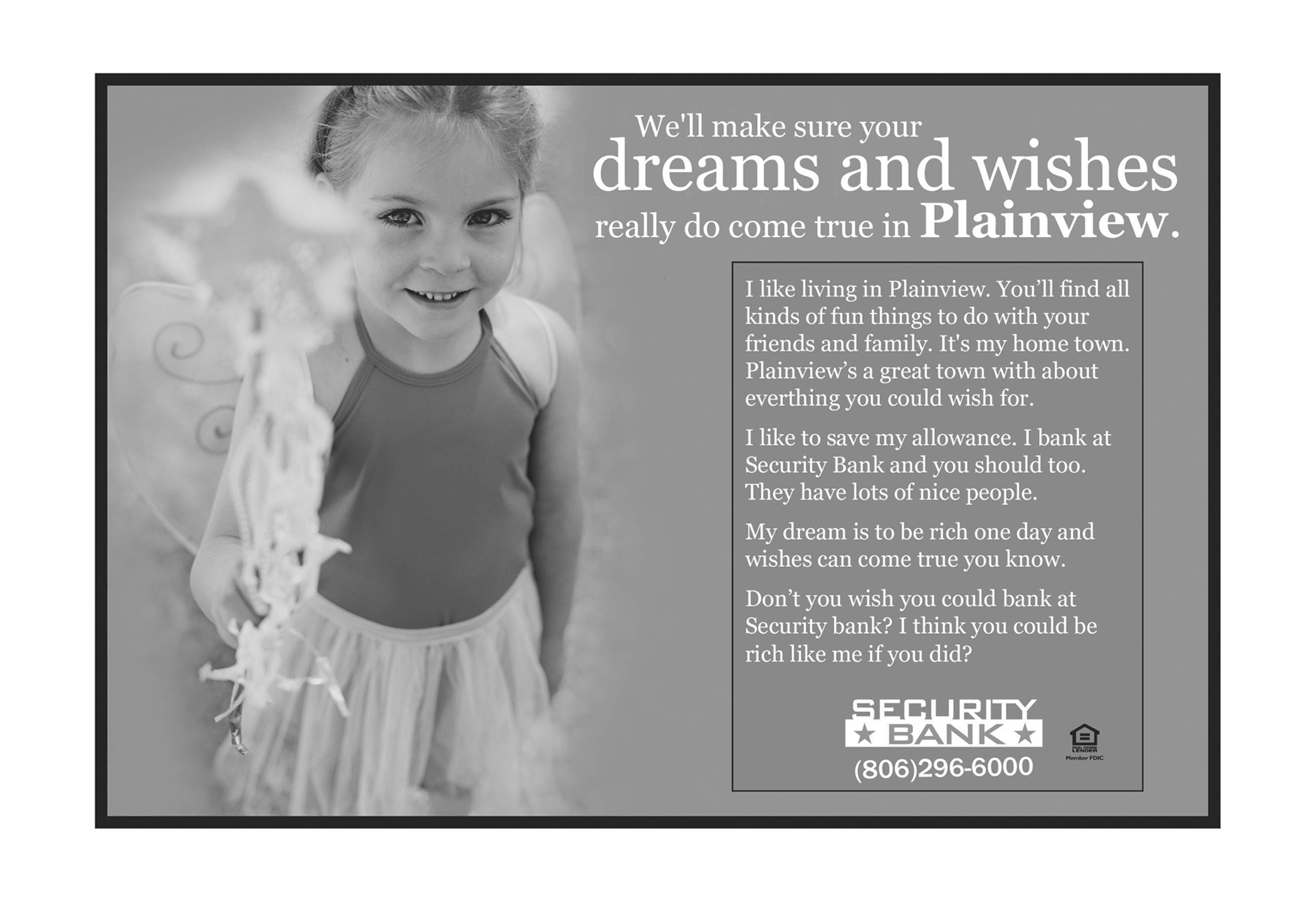 Dreams and Wishes Security Bank Plainview.jpg