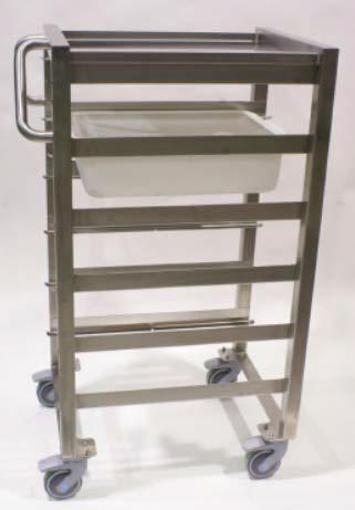 Endoscope Transport Cart