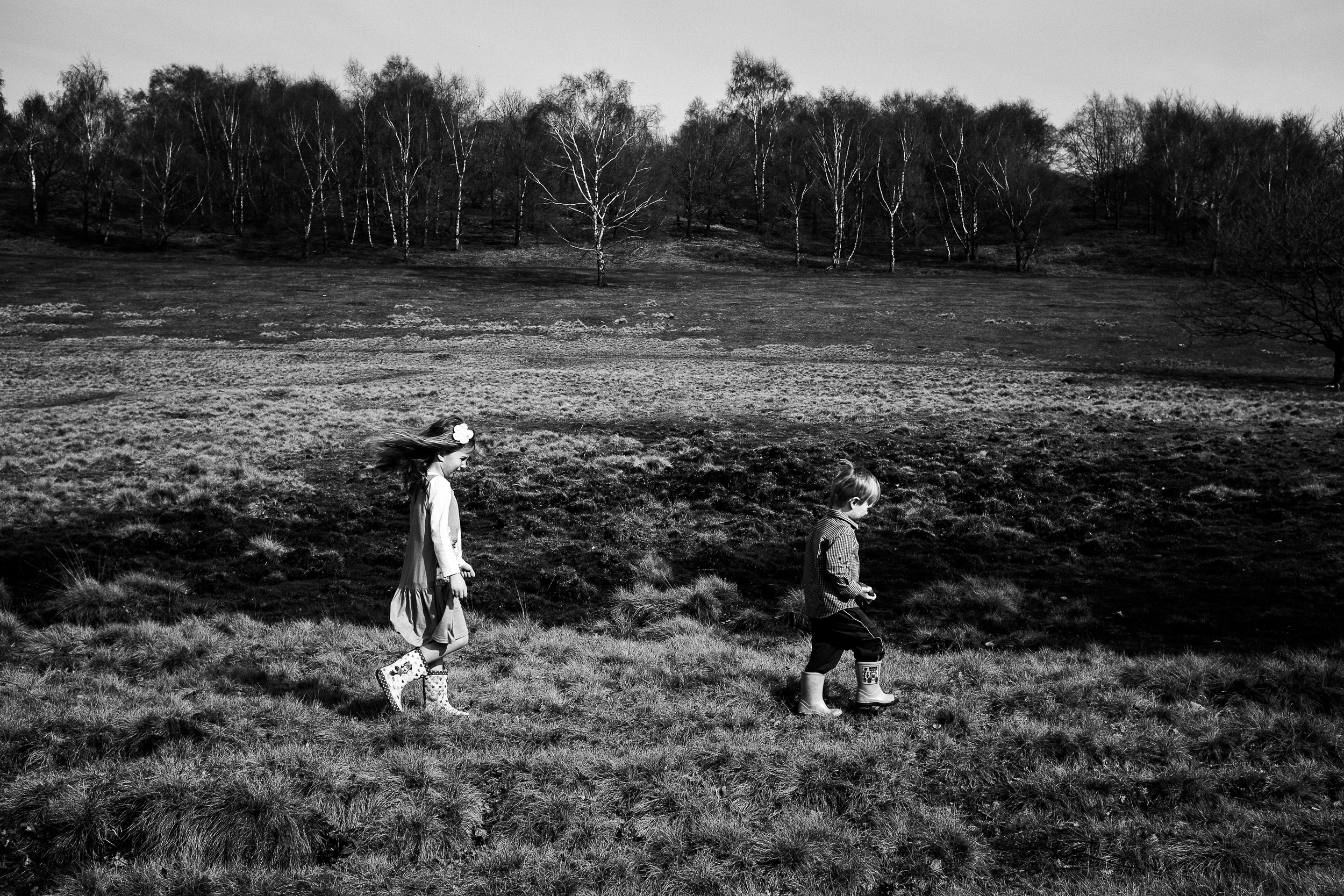 Expedition  - Downs Banks, Barlaston, Staffordshire - March 2014