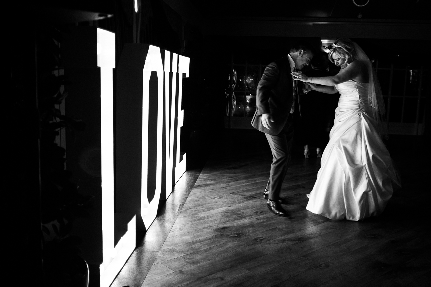 Classic Wedding Photography at Mere Court Hotel, Cheshire Purple Love - Jenny Harper-66.jpg