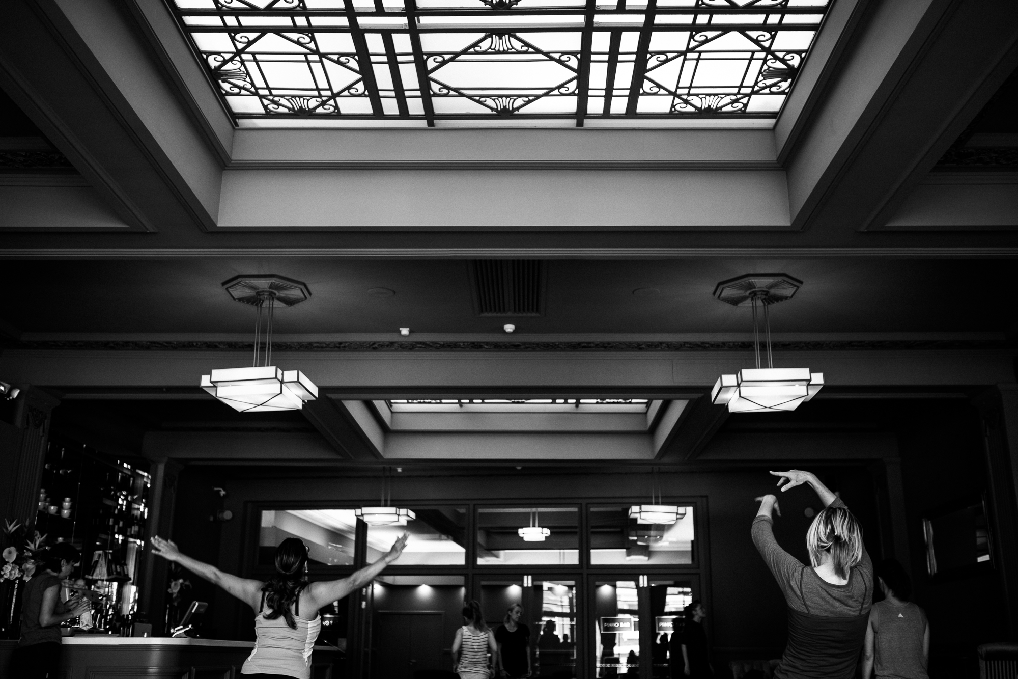 Restoke - Big Dance Rehearsal - Dance Fridays - Dancing in the Street - The Regent Theatre,  Picadilly, Hanley - Documentary Photography by Jenny Harper-3.jpg