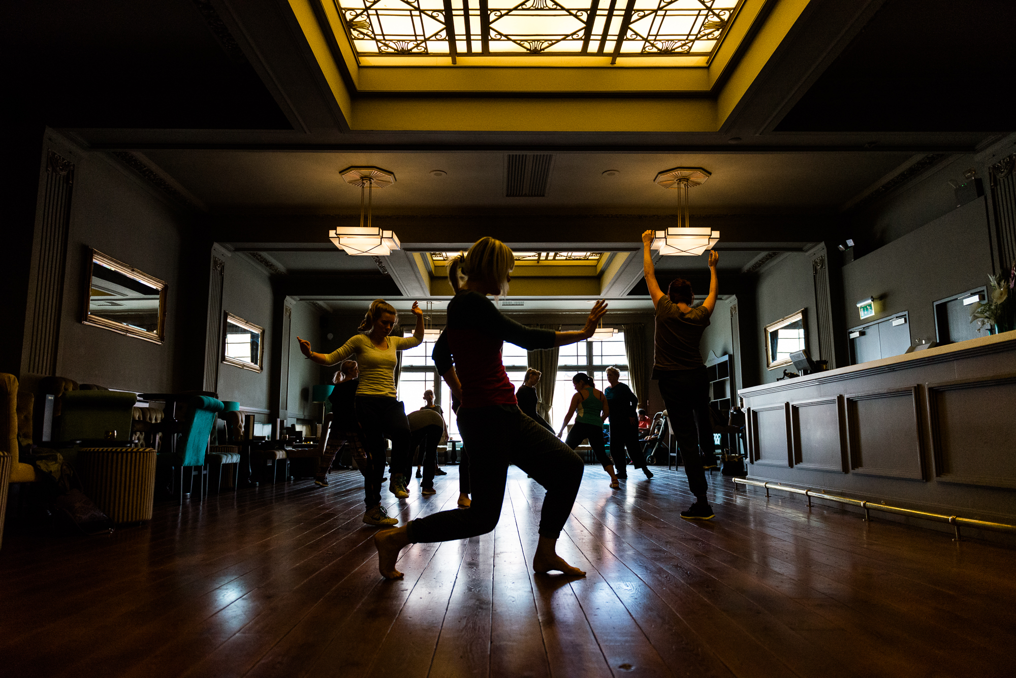 Restoke - Big Dance Rehearsal - Dance Fridays - Dancing in the Street - The Regent Theatre,  Picadilly, Hanley - Documentary Photography by Jenny Harper-2.jpg