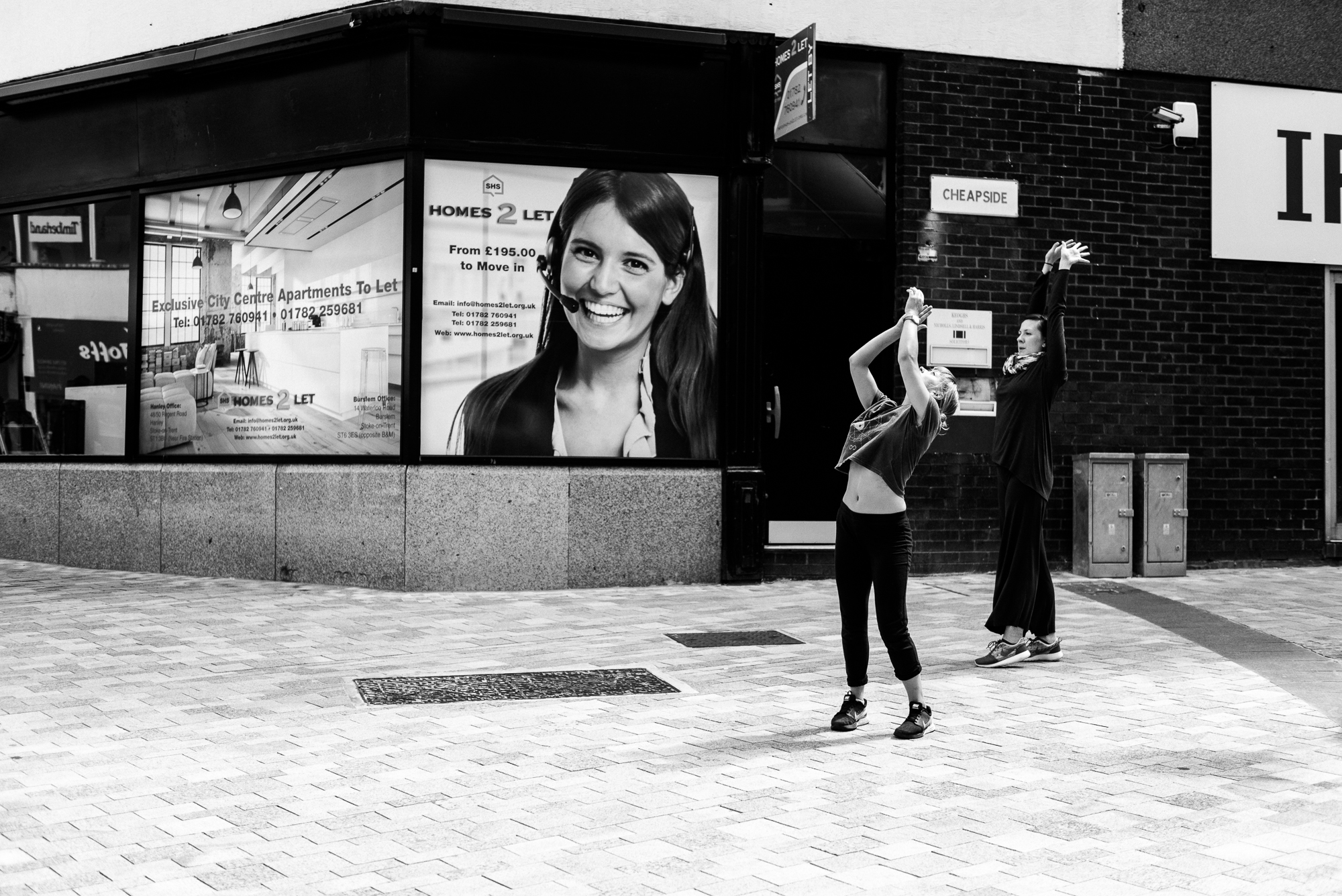 Restoke - Big Dance Rehearsal - Dance Fridays - Dancing in the Street - The Regent Theatre,  Picadilly, Hanley - Documentary Photography by Jenny Harper-5.jpg