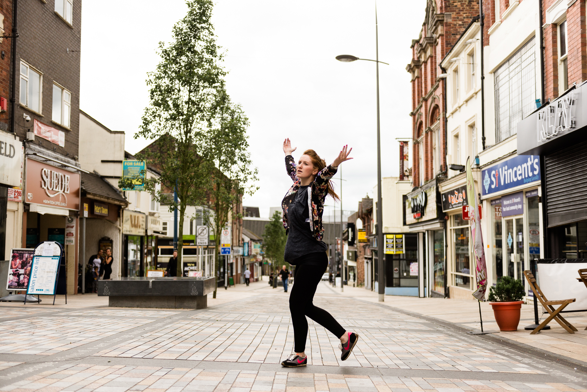 Restoke - Big Dance Rehearsal - Dance Fridays - Dancing in the Street - The Regent Theatre,  Picadilly, Hanley - Documentary Photography by Jenny Harper-9.jpg
