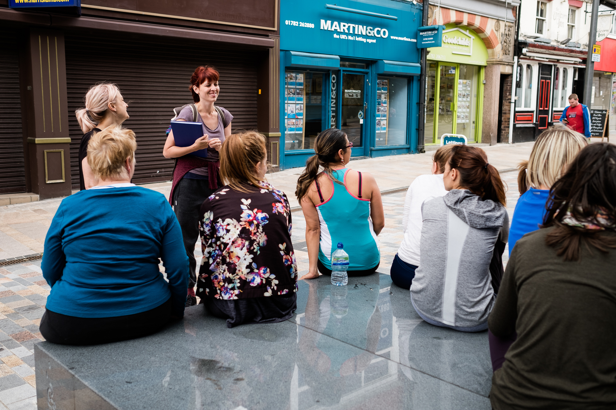 Restoke - Big Dance Rehearsal - Dance Fridays - Dancing in the Street - The Regent Theatre,  Picadilly, Hanley - Documentary Photography by Jenny Harper-11.jpg