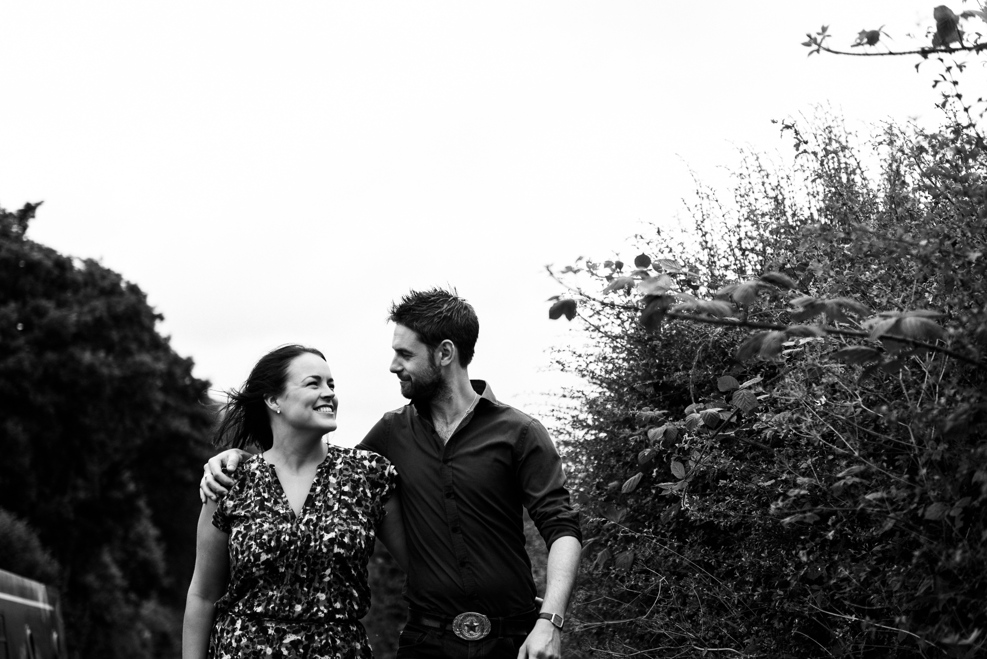 Pre-Wedding Session Engagement Photos Couple Shoot English countryside Canal - Jenny Harper Photography-6.jpg