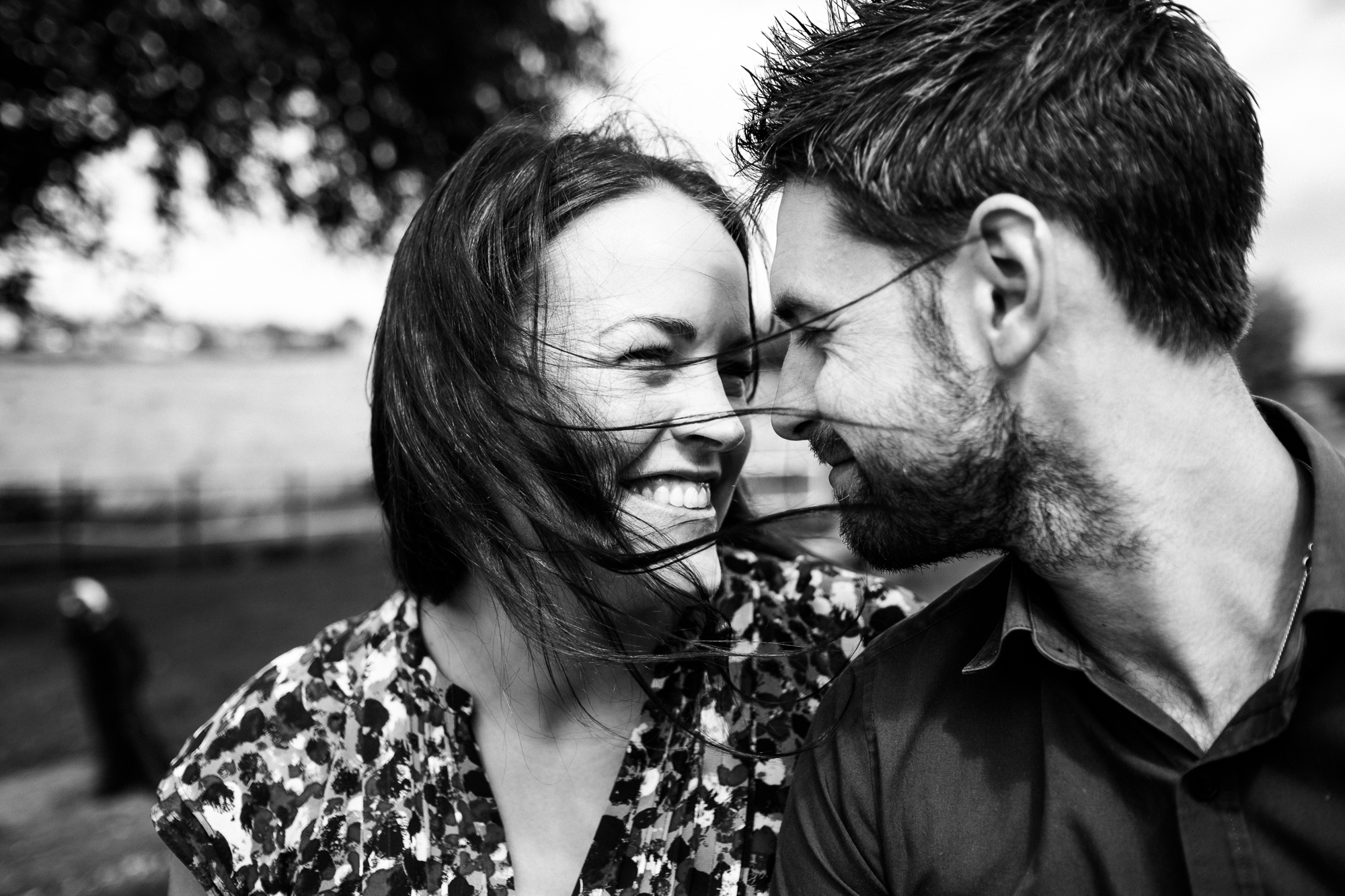 Pre-Wedding Session Engagement Photos Couple Shoot English countryside Canal - Jenny Harper Photography-10.jpg