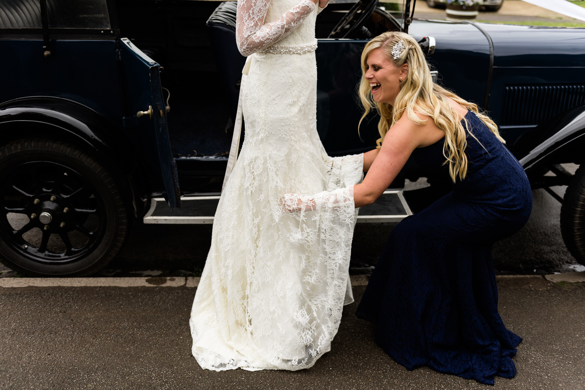 Smart Stylish Staffordshire Documentary Wedding Photography Church Weston Hall Stafford - Jenny Harper Photography-26.jpg