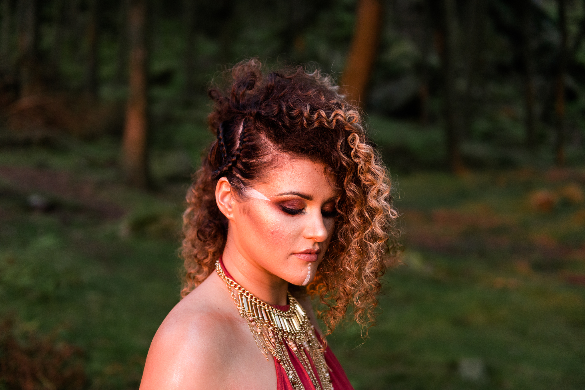 Styled Shoot Model Ethnic Earthy Tribal The Roaches Location Photographs - Jenny Harper Photography-9.jpg