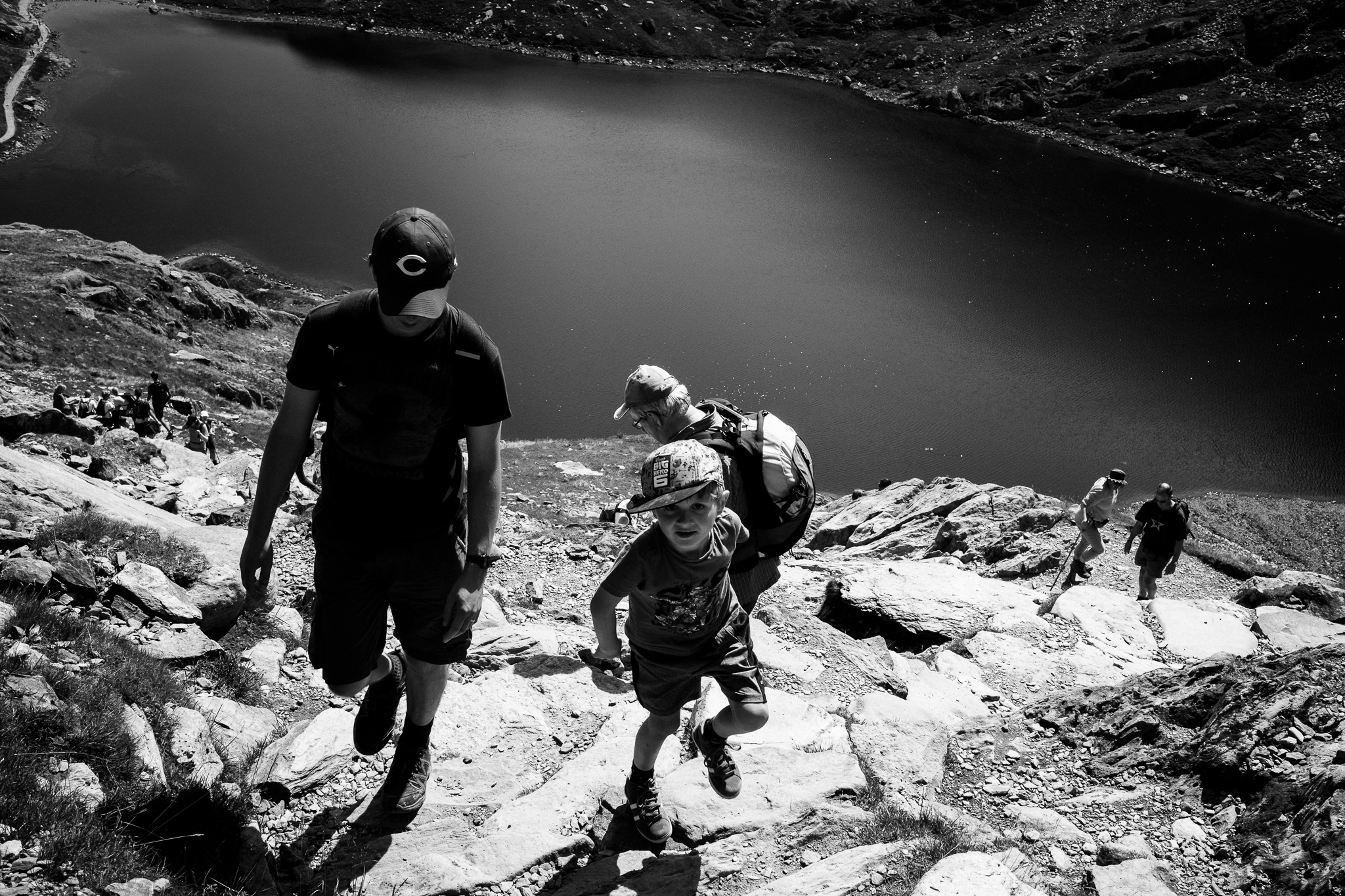 Travel Photography Family Lifestyle Snowdon Mountain Climb - Jenny Harper-17.jpg