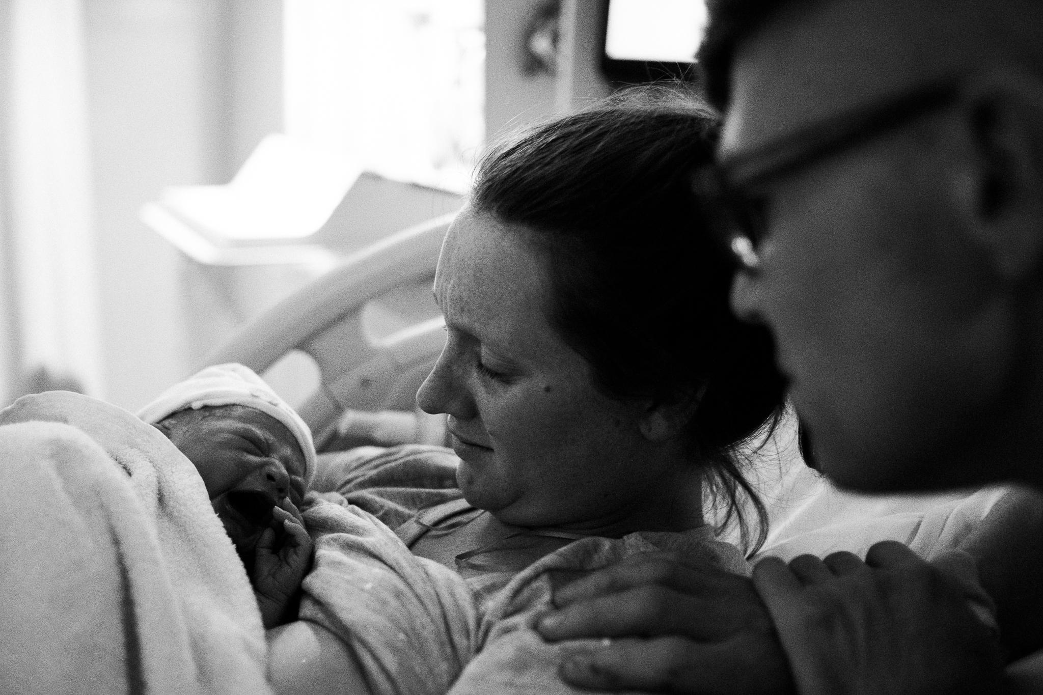 Birth Photographer Documentary Photography Newborn Baby Hospital Family - Jenny Harper-12.jpg
