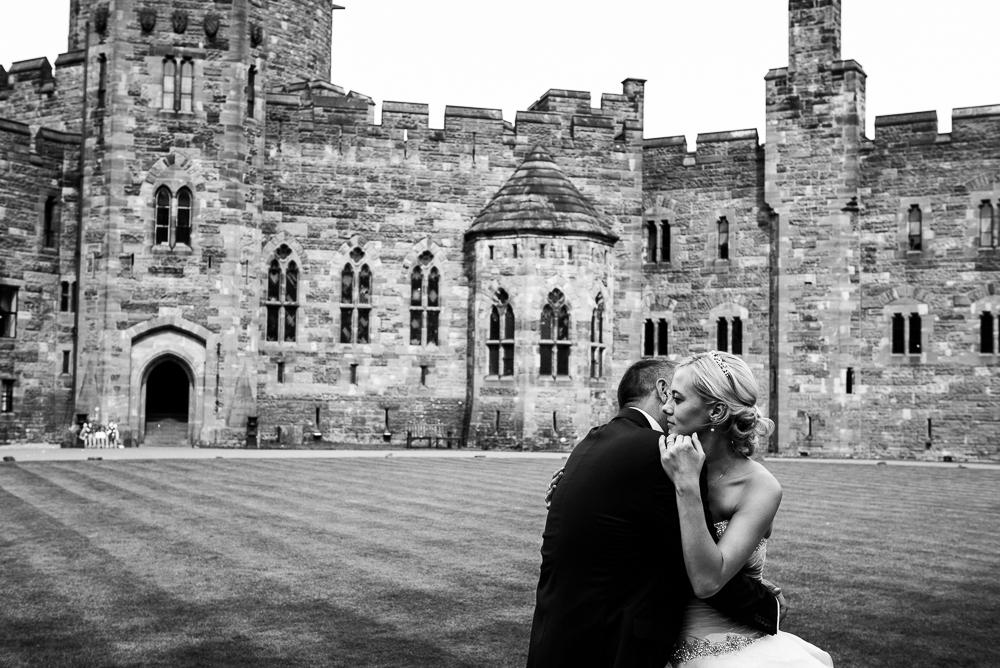 Castle Wedding at Peckforton Castle, Cheshire Owl Falconry Ian Stuart Bride Bandeoke - Jenny Harper Photography-58.jpg