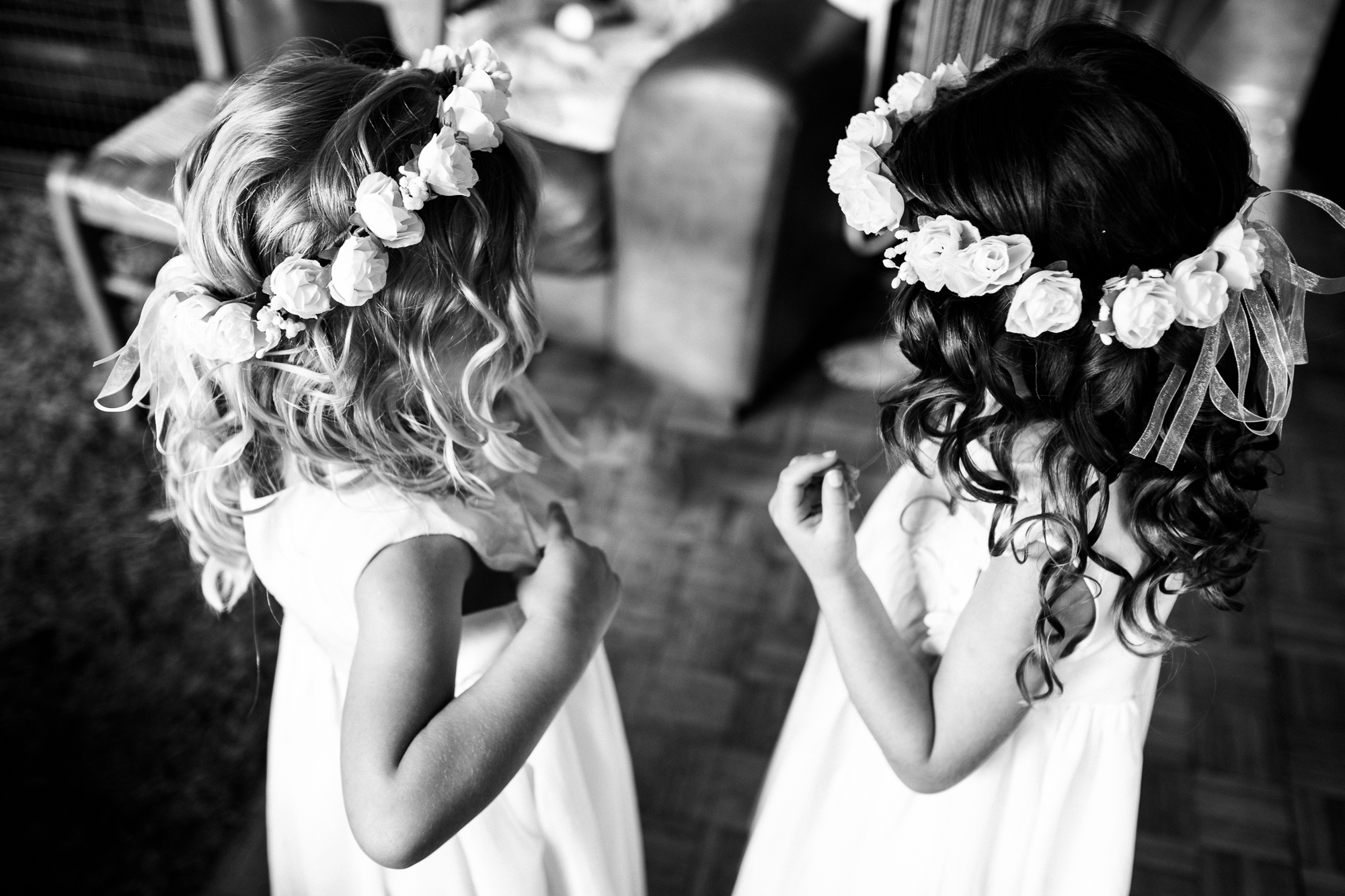 Local Vintage Village Hall Wedding in Staffordshire with Family and Kids Lawn Games Musician Guitarist - Jenny Harper Photography-17.JPG
