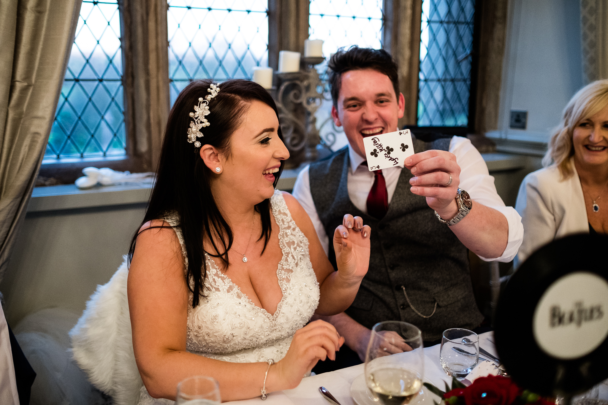 Winter Wedding Christmas Wedding Photography Stafford, Staffordshire Saint Chad Weston Hall Documentary Photographer - Jenny Harper-43.jpg
