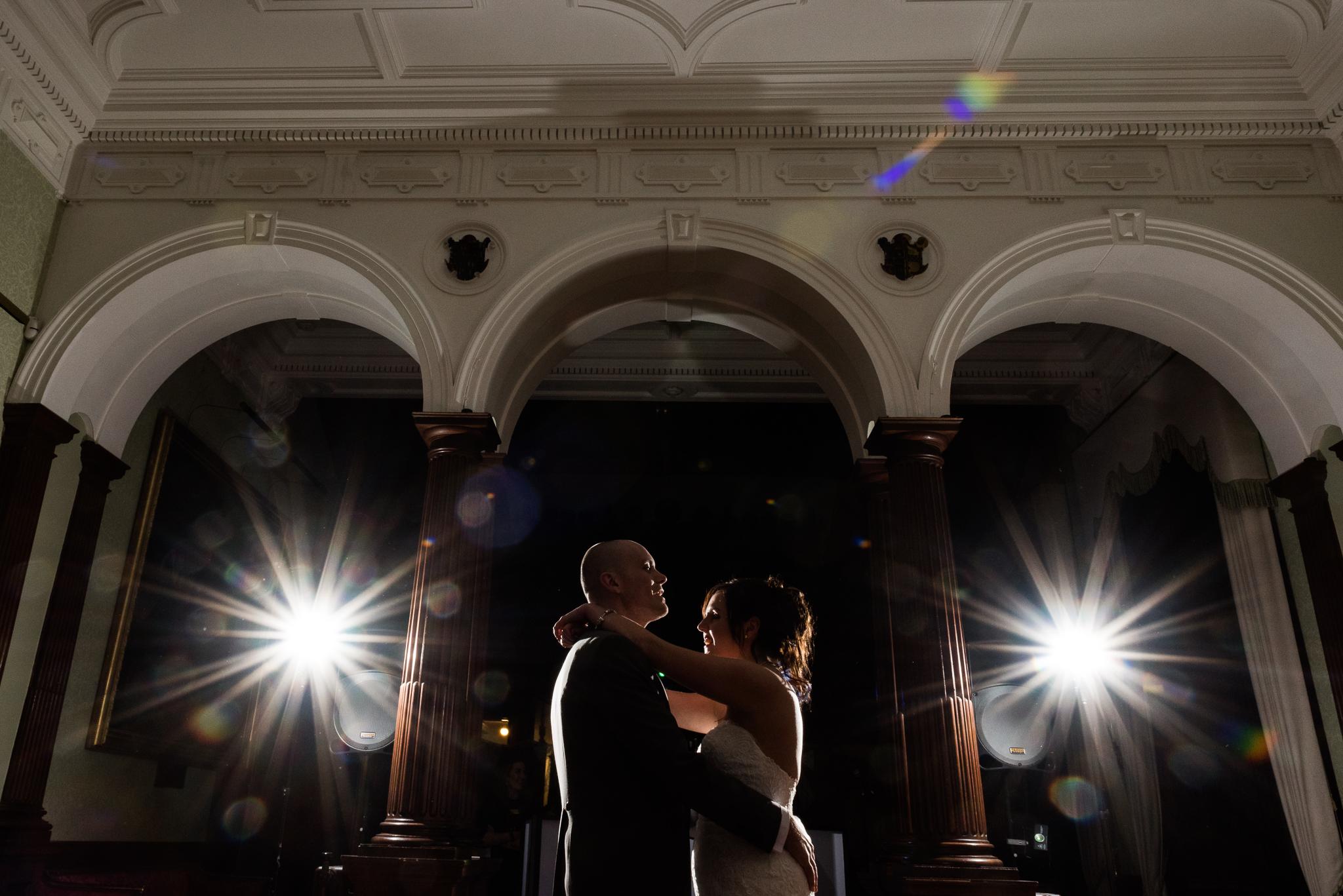 Snow Winter Wedding at Sandon Hall, Staffordshire - Jenny Harper-52.jpg