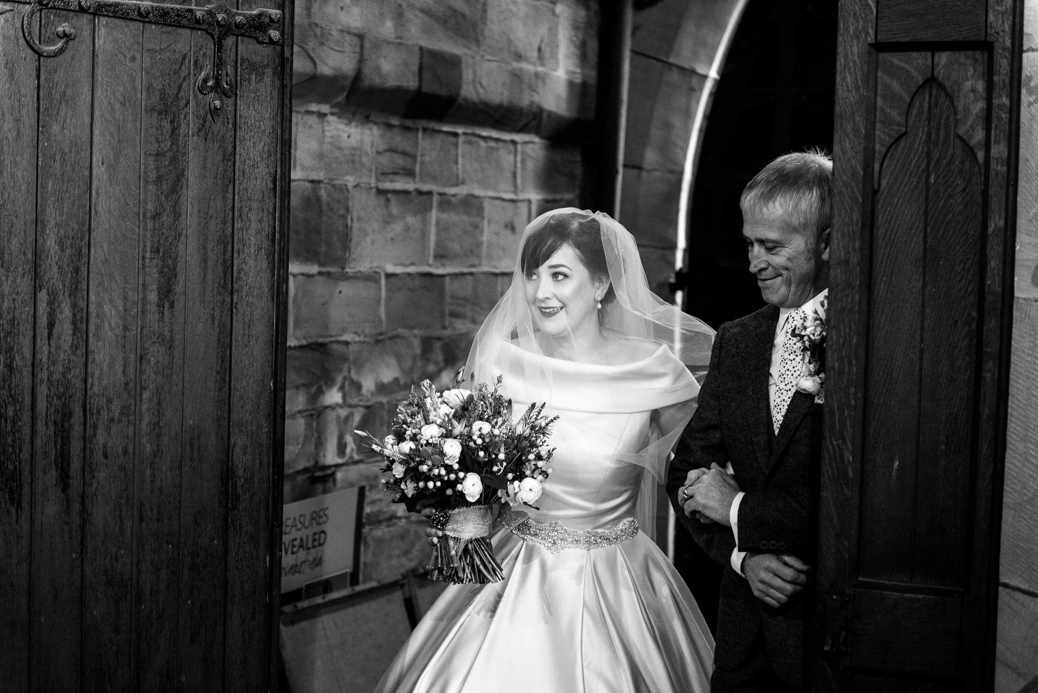 Yorkshire Wedding Photography Spring Wedding Cubley Hall Rustic Barn-25.jpg