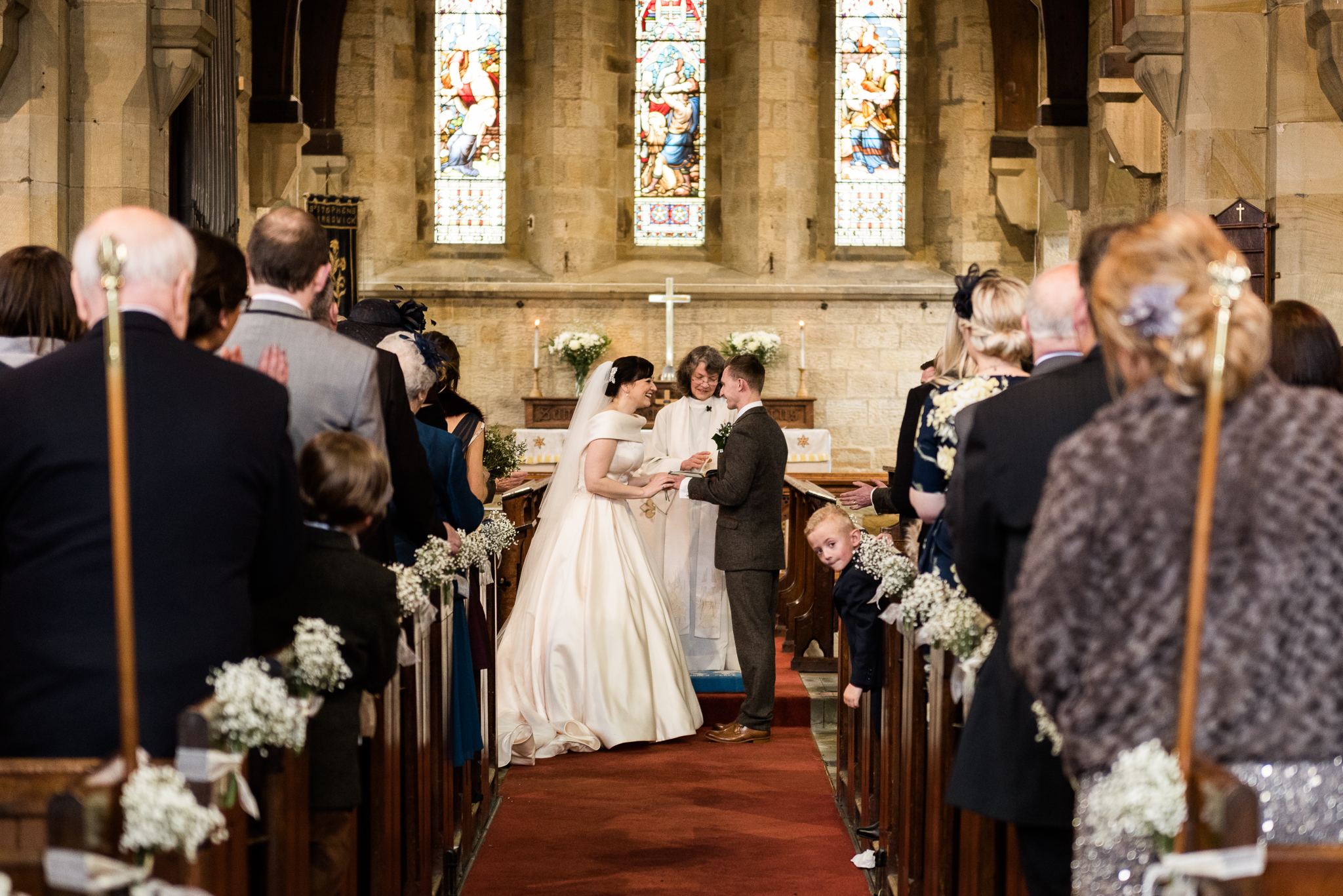 Yorkshire Wedding Photography Spring Wedding Cubley Hall Rustic Barn-26.jpg