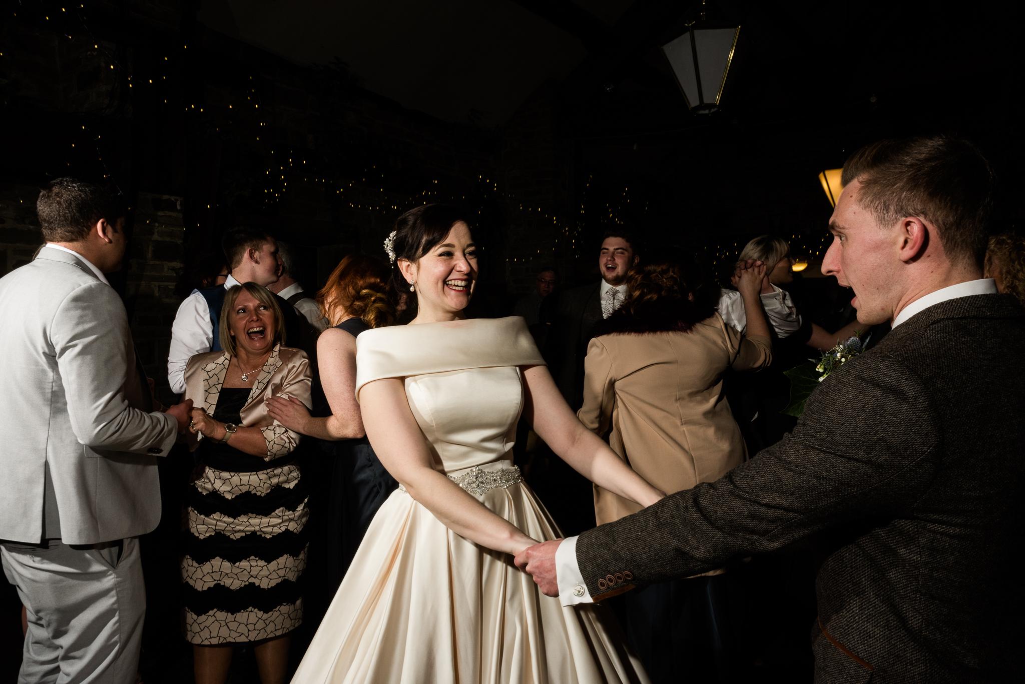 Yorkshire Wedding Photography Spring Wedding Cubley Hall Rustic Barn-46.jpg