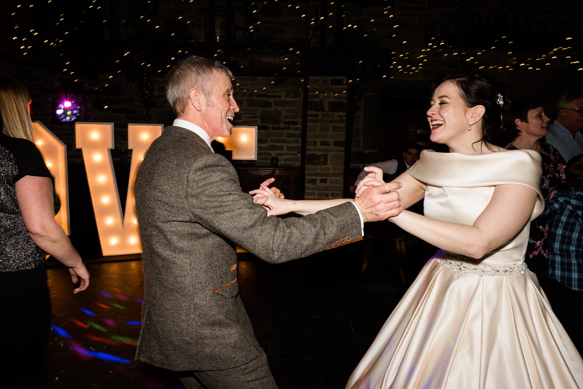 Yorkshire Wedding Photography Spring Wedding Cubley Hall Rustic Barn-49.jpg