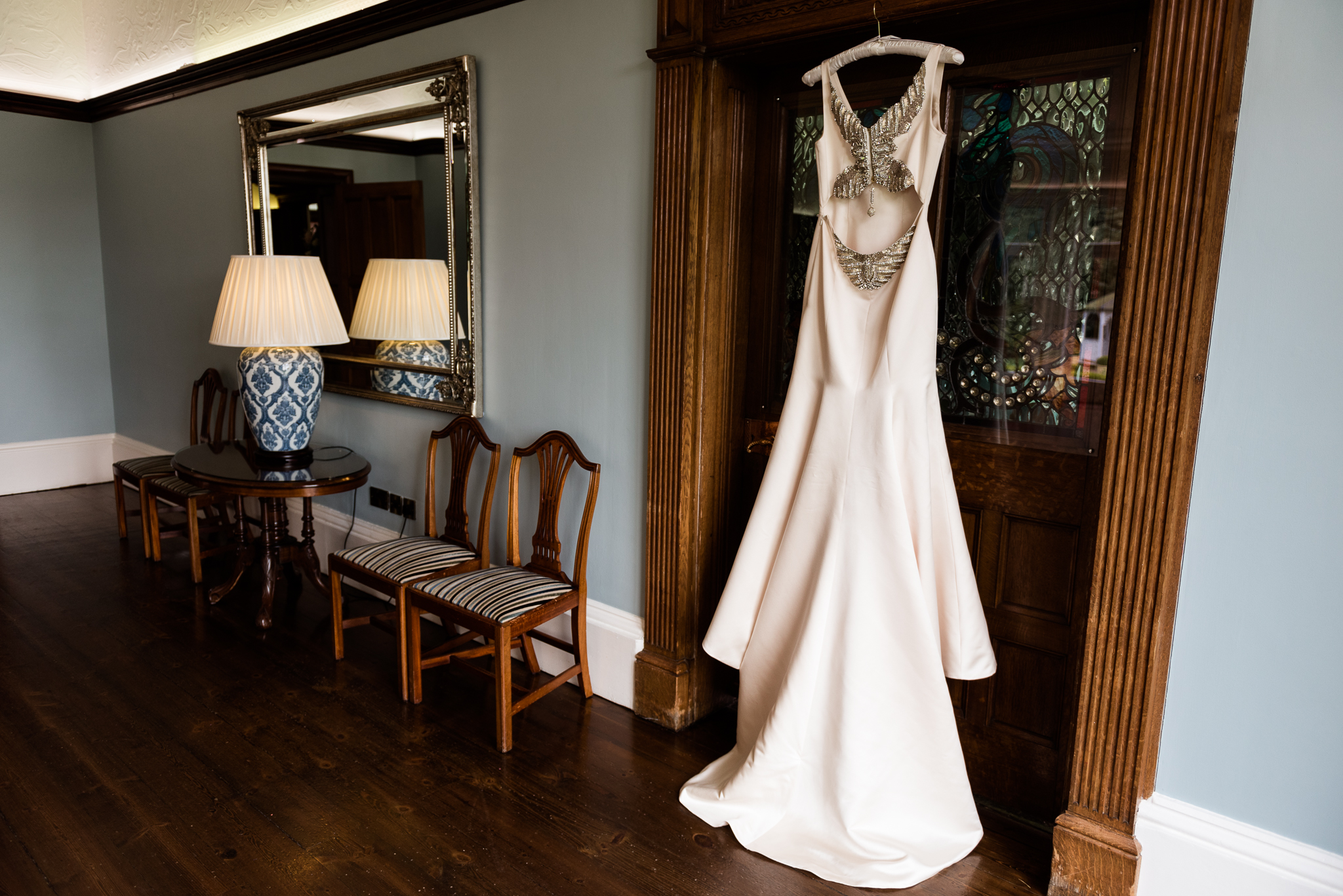 Stylish Easter Wedding at Pendrell Hall Country House Wedding Venue Staffordshire - Jenny Harper-4.jpg