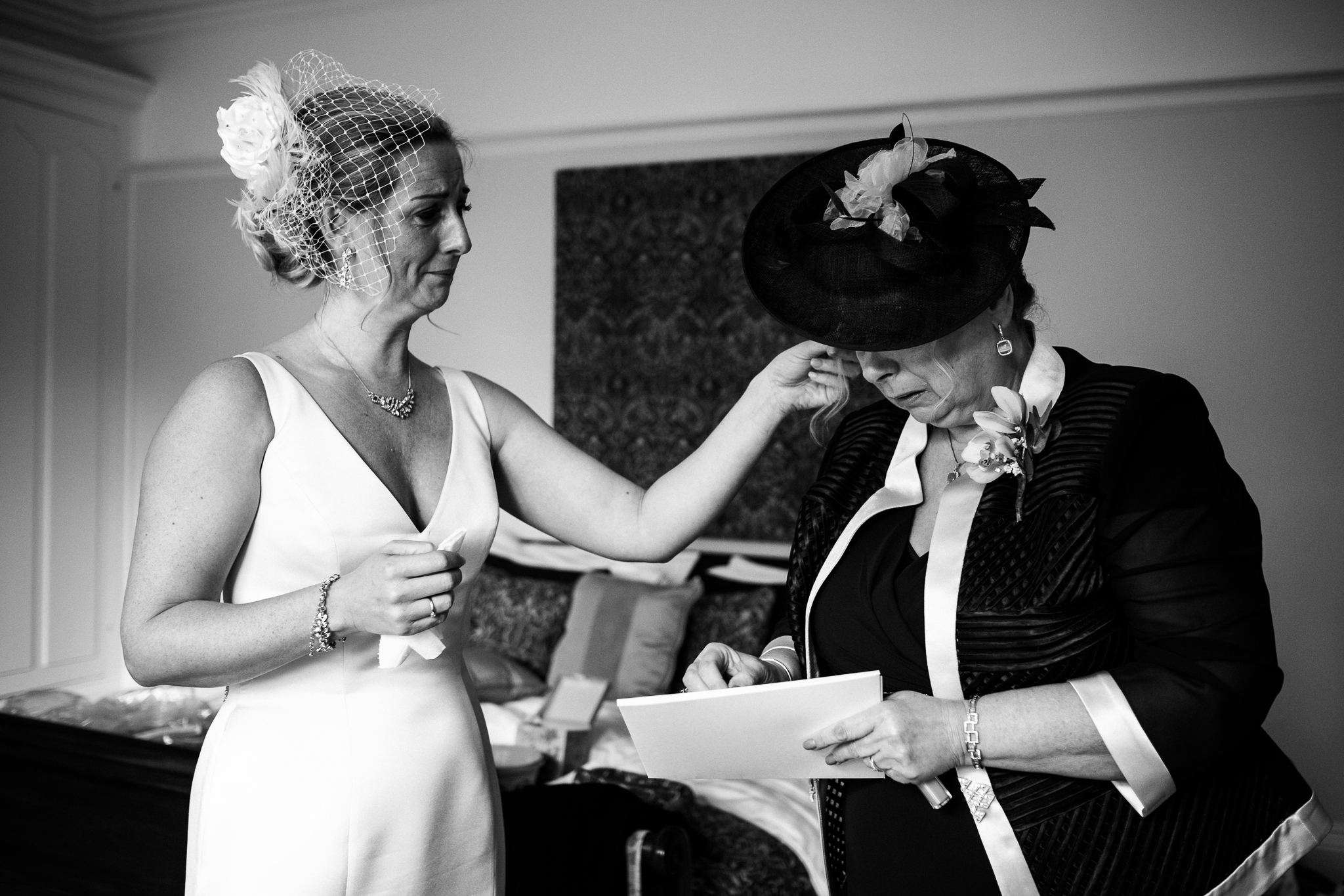 Stylish Easter Wedding at Pendrell Hall Country House Wedding Venue Staffordshire - Jenny Harper-20.jpg