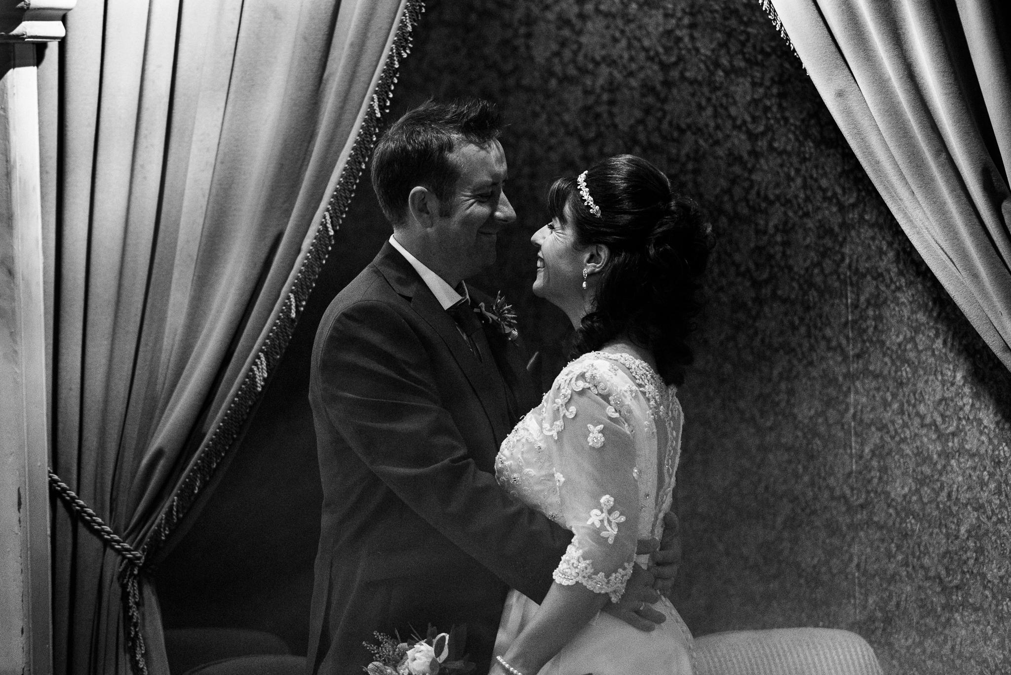 Cheshire Wedding Photography at Crewe Lyceum Theatre Stage Wedding Art Deco 20s - Jenny Harper-33.jpg