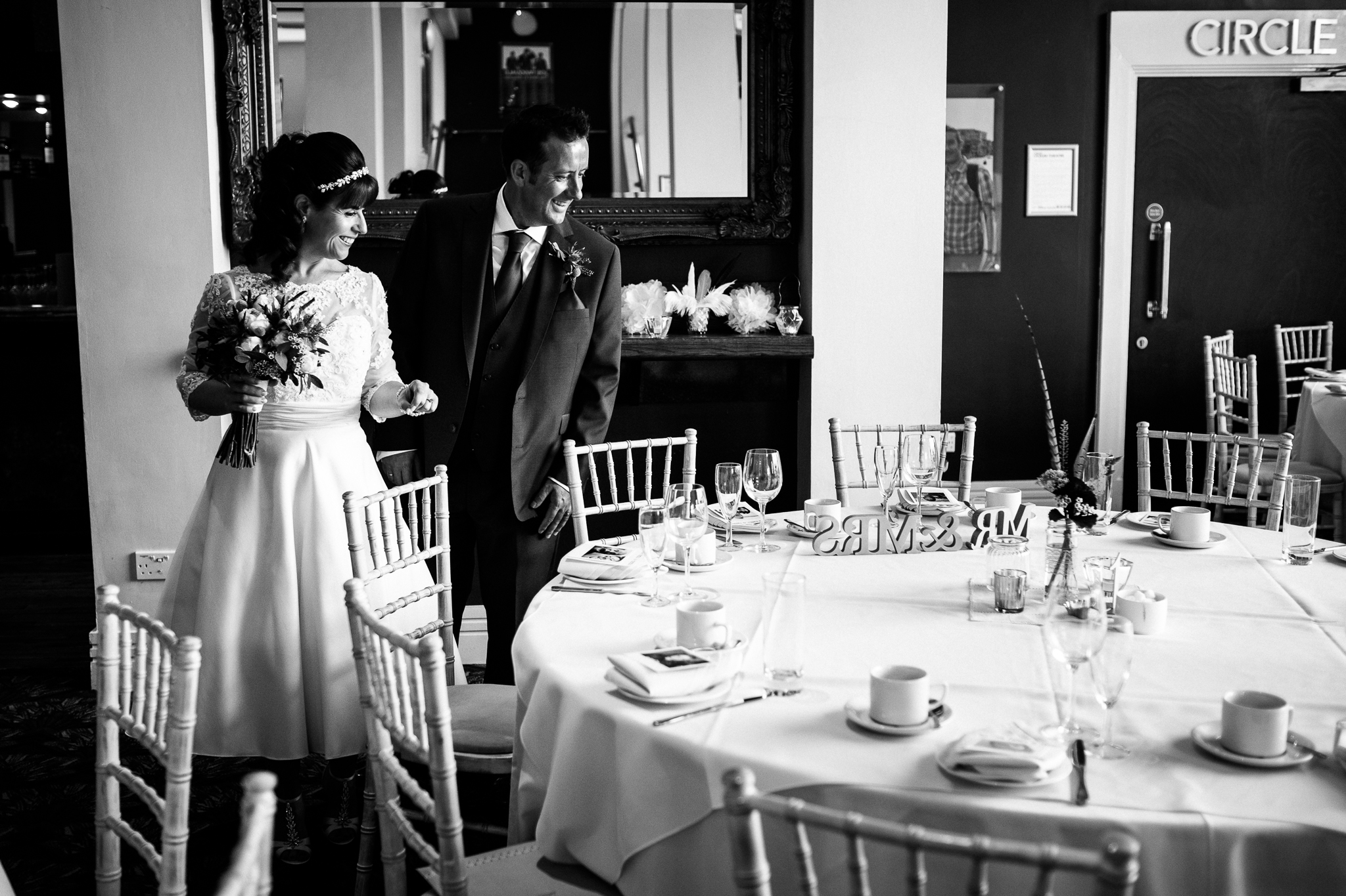 Cheshire Wedding Photography at Crewe Lyceum Theatre Stage Wedding Art Deco 20s - Jenny Harper-34.jpg