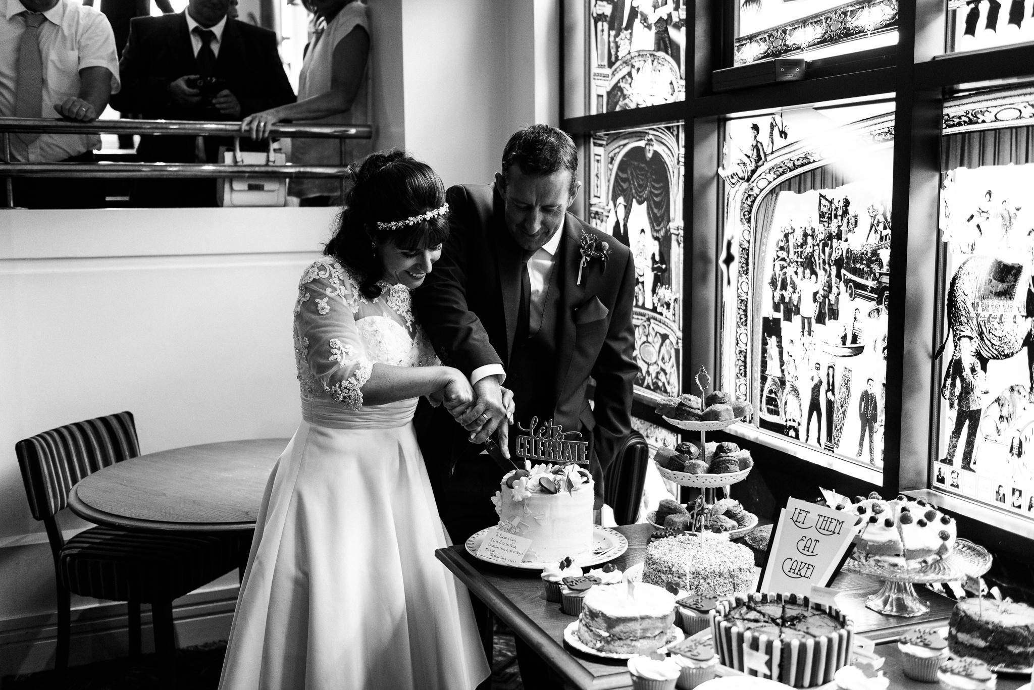 Cheshire Wedding Photography at Crewe Lyceum Theatre Stage Wedding Art Deco 20s - Jenny Harper-63.jpg