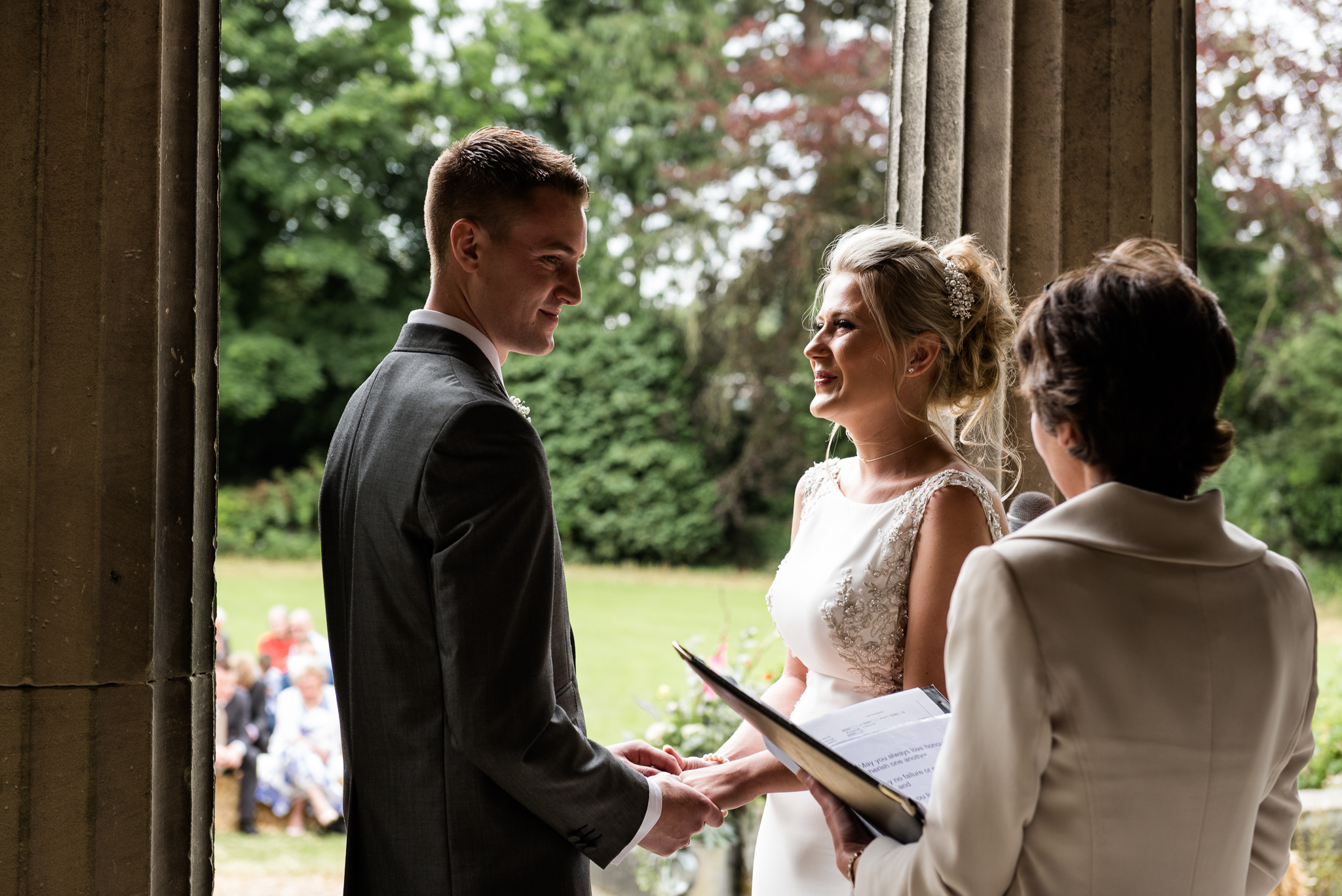 Vintage Outdoor Wedding Photography English Country Afternoon Tea Temple Bishton Hall - Jenny Harper-18.jpg