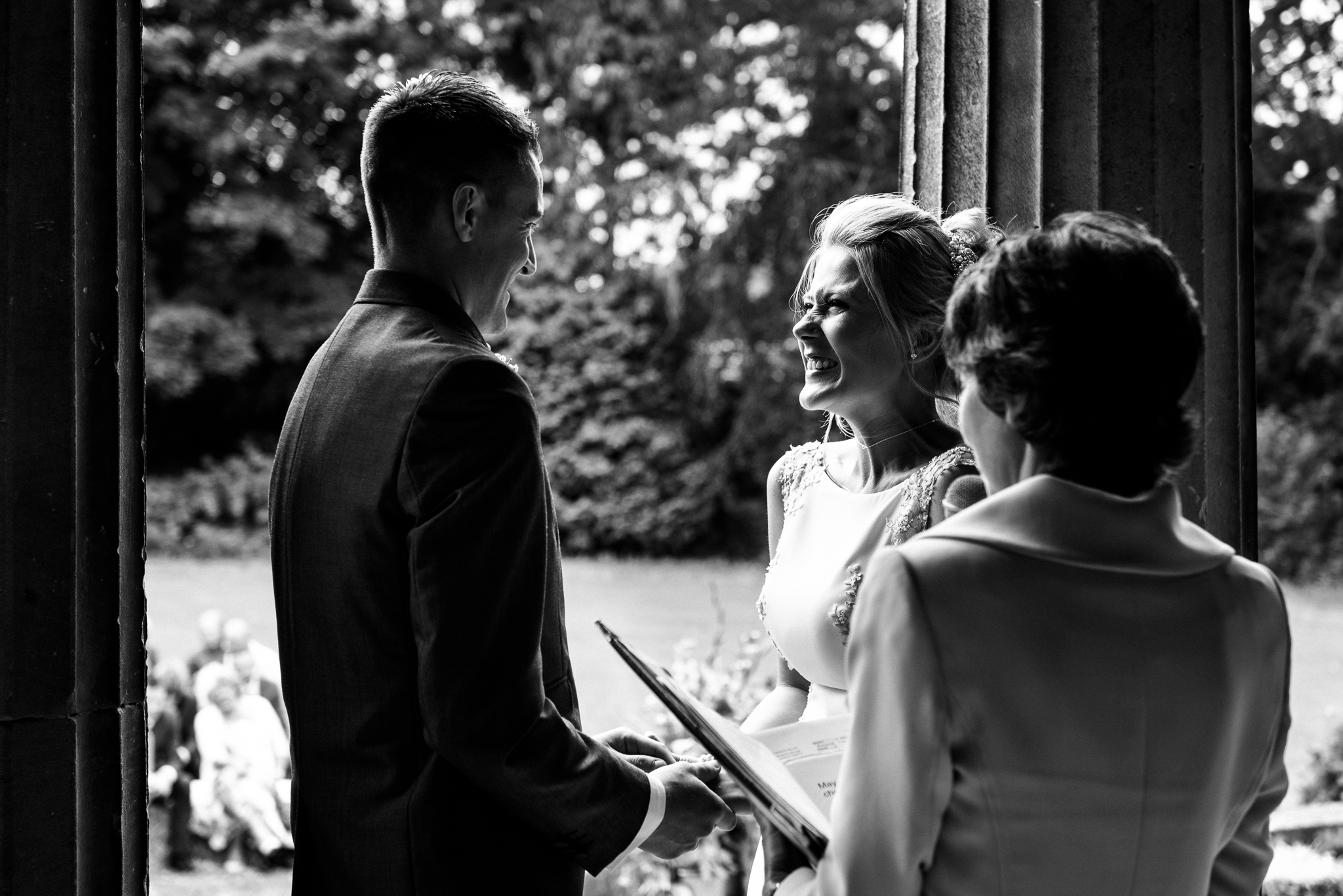 Vintage Outdoor Wedding Photography English Country Afternoon Tea Temple Bishton Hall - Jenny Harper-19.jpg