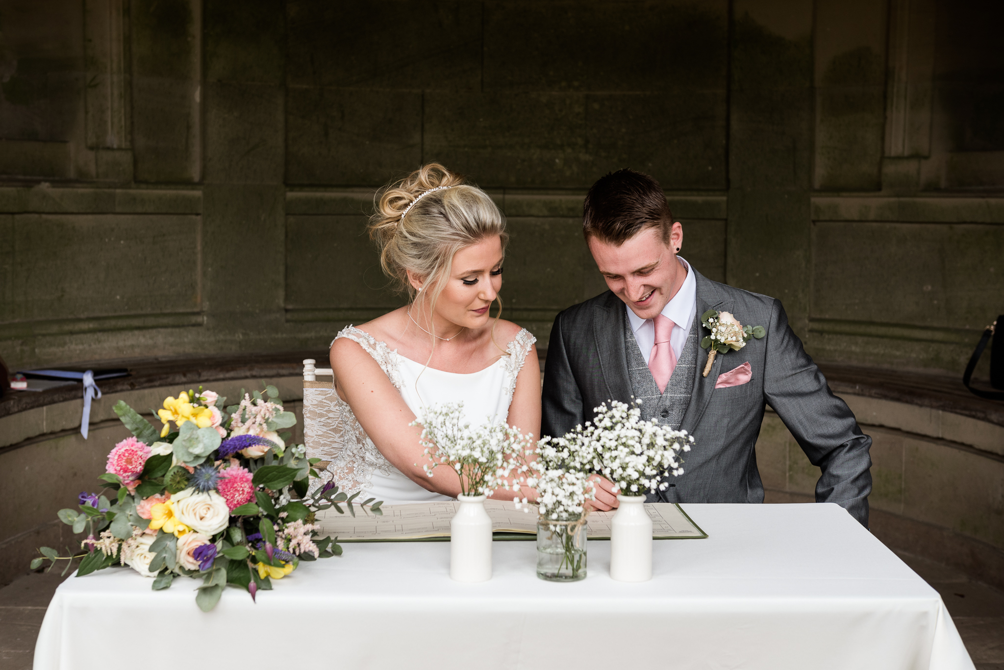 Vintage Outdoor Wedding Photography English Country Afternoon Tea Temple Bishton Hall - Jenny Harper-20.jpg