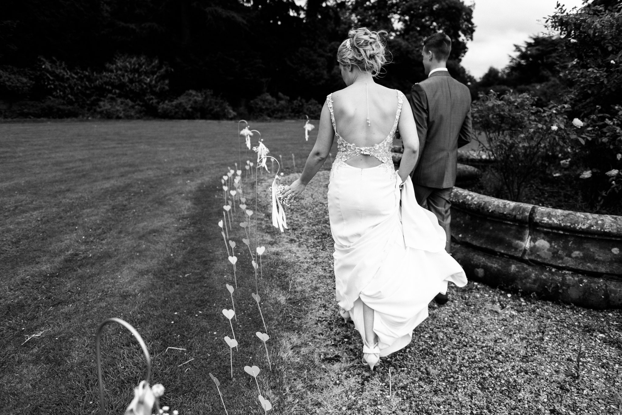 Vintage Outdoor Wedding Photography English Country Afternoon Tea Temple Bishton Hall - Jenny Harper-34.jpg