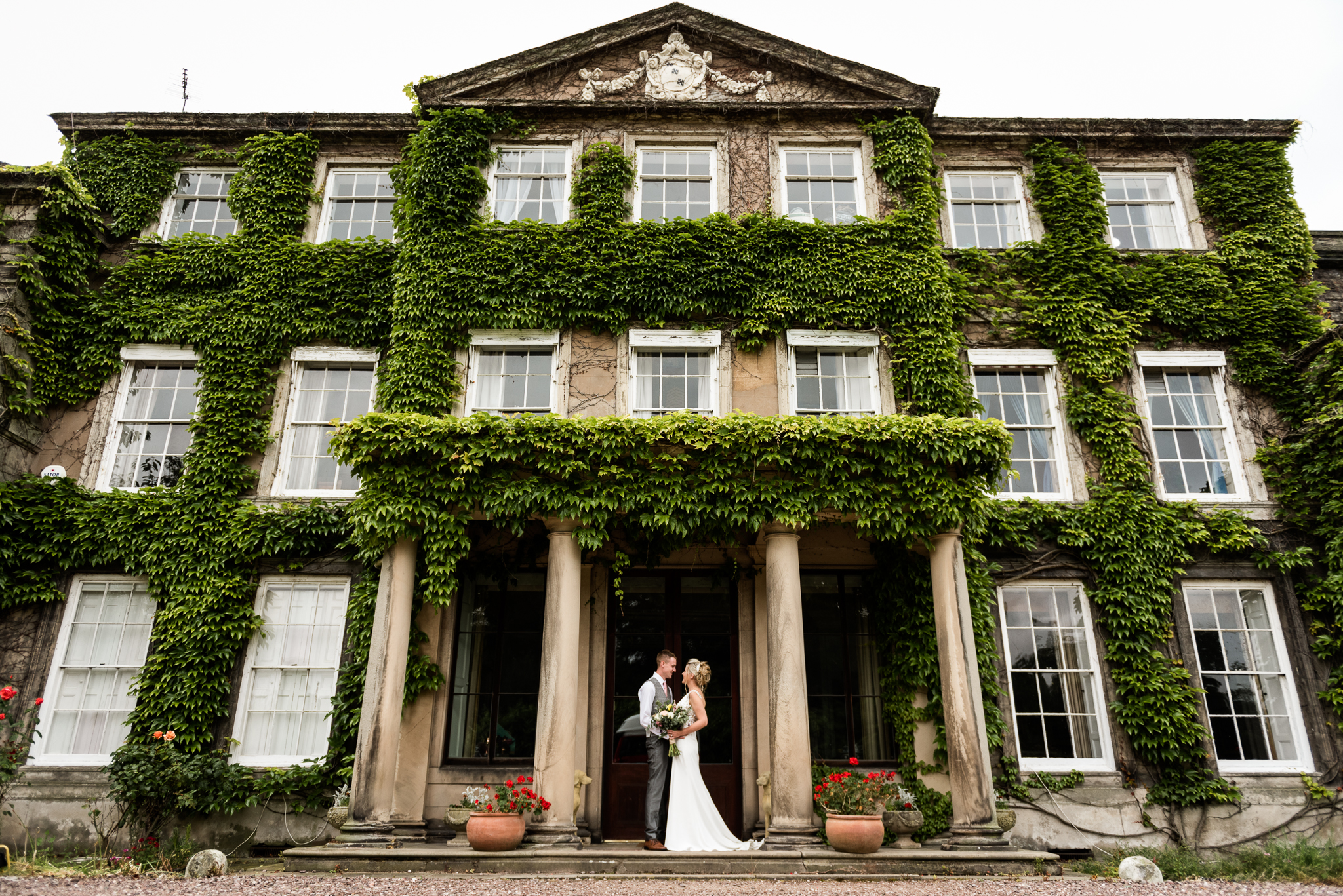 Vintage Outdoor Wedding Photography English Country Afternoon Tea Temple Bishton Hall - Jenny Harper-50.jpg