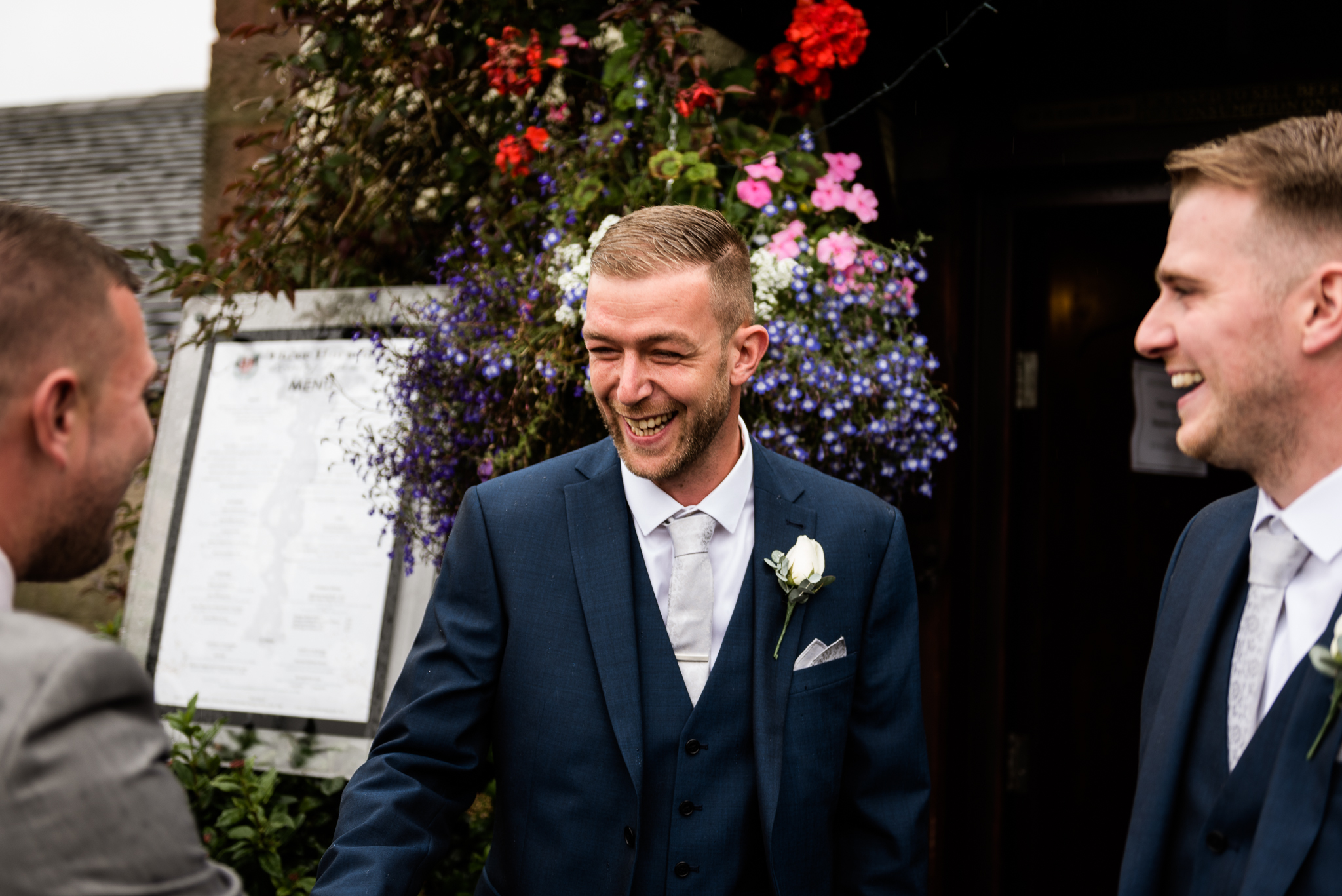 Staffordshire Moorlands Documentary Wedding Photography at The Three Horseshoes, Blackshaw Moor - Jenny Harper-11.jpg