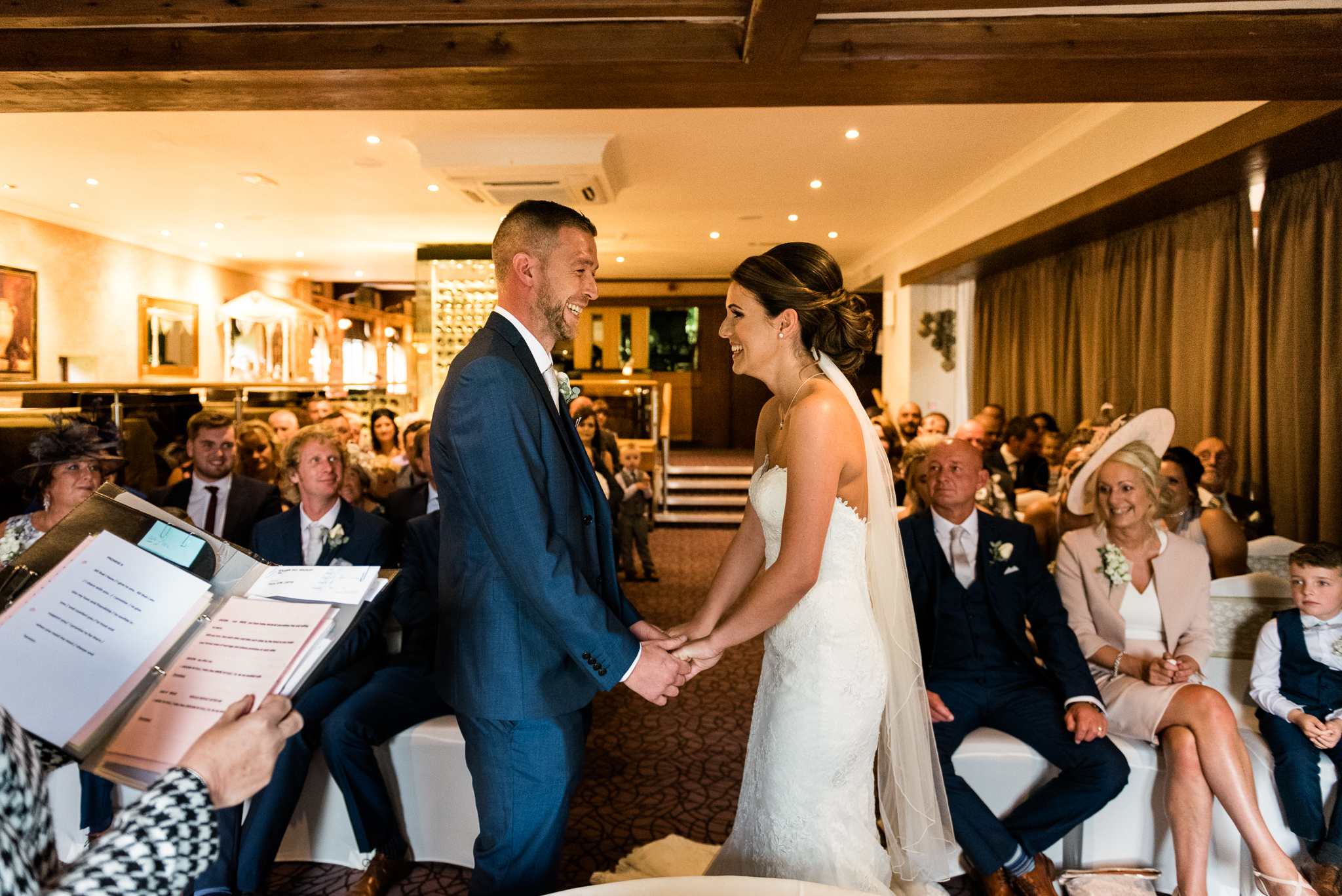 Staffordshire Moorlands Documentary Wedding Photography at The Three Horseshoes, Blackshaw Moor - Jenny Harper-20.jpg