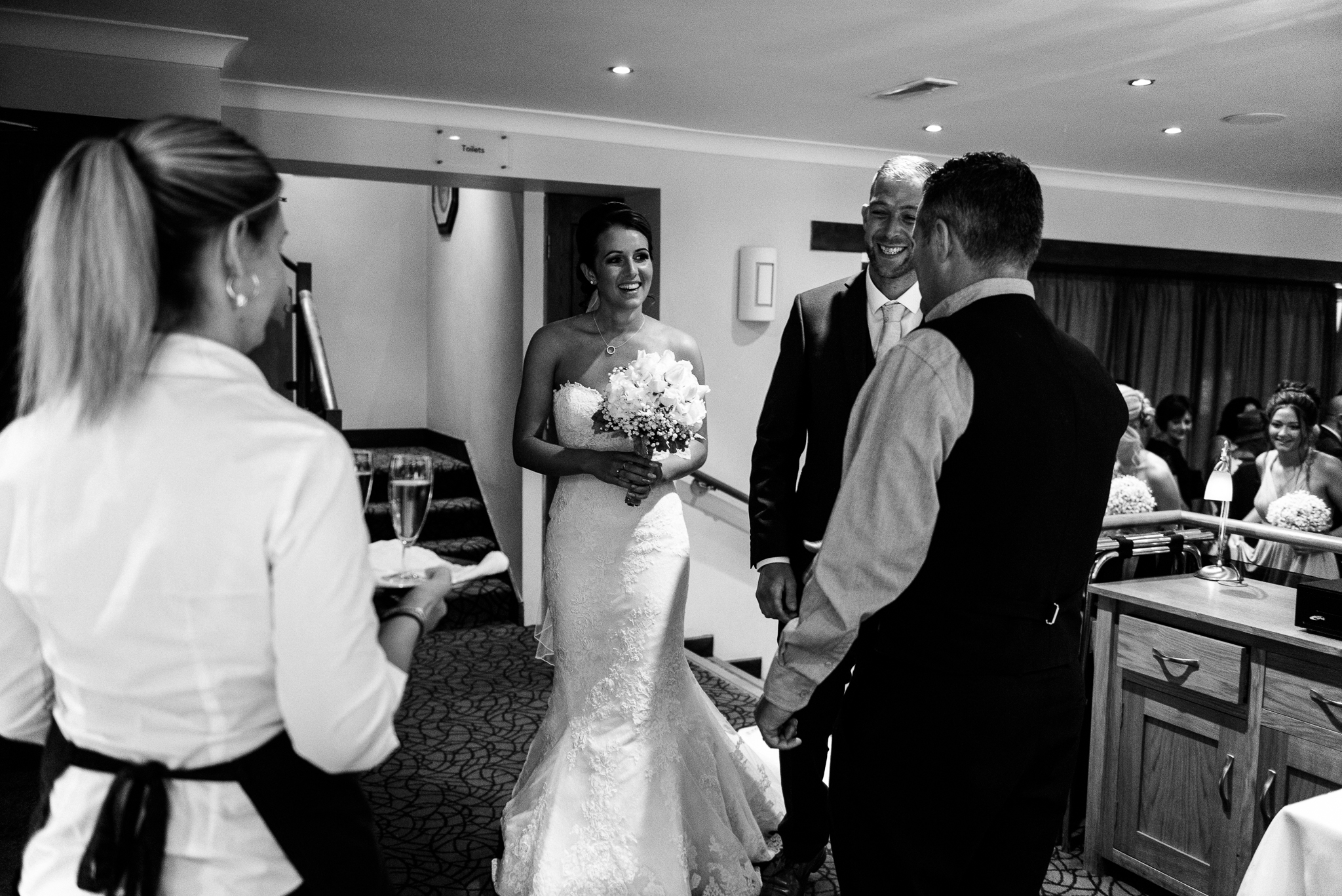 Staffordshire Moorlands Documentary Wedding Photography at The Three Horseshoes, Blackshaw Moor - Jenny Harper-23.jpg
