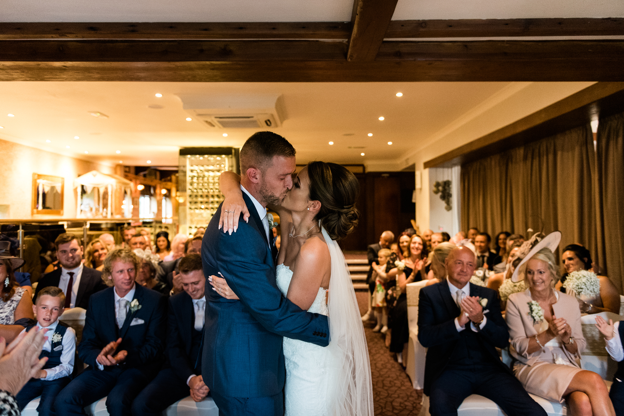 Staffordshire Moorlands Documentary Wedding Photography at The Three Horseshoes, Blackshaw Moor - Jenny Harper-22.jpg
