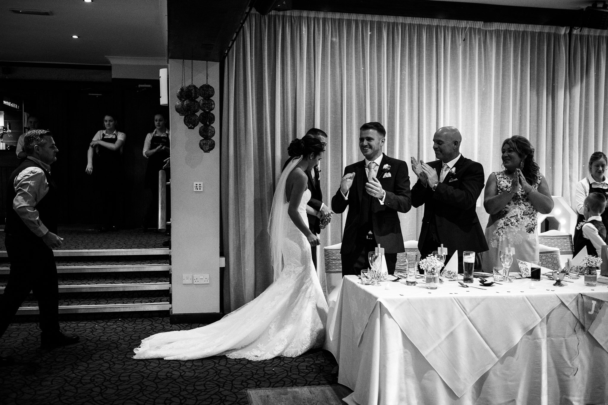 Staffordshire Moorlands Documentary Wedding Photography at The Three Horseshoes, Blackshaw Moor - Jenny Harper-25.jpg