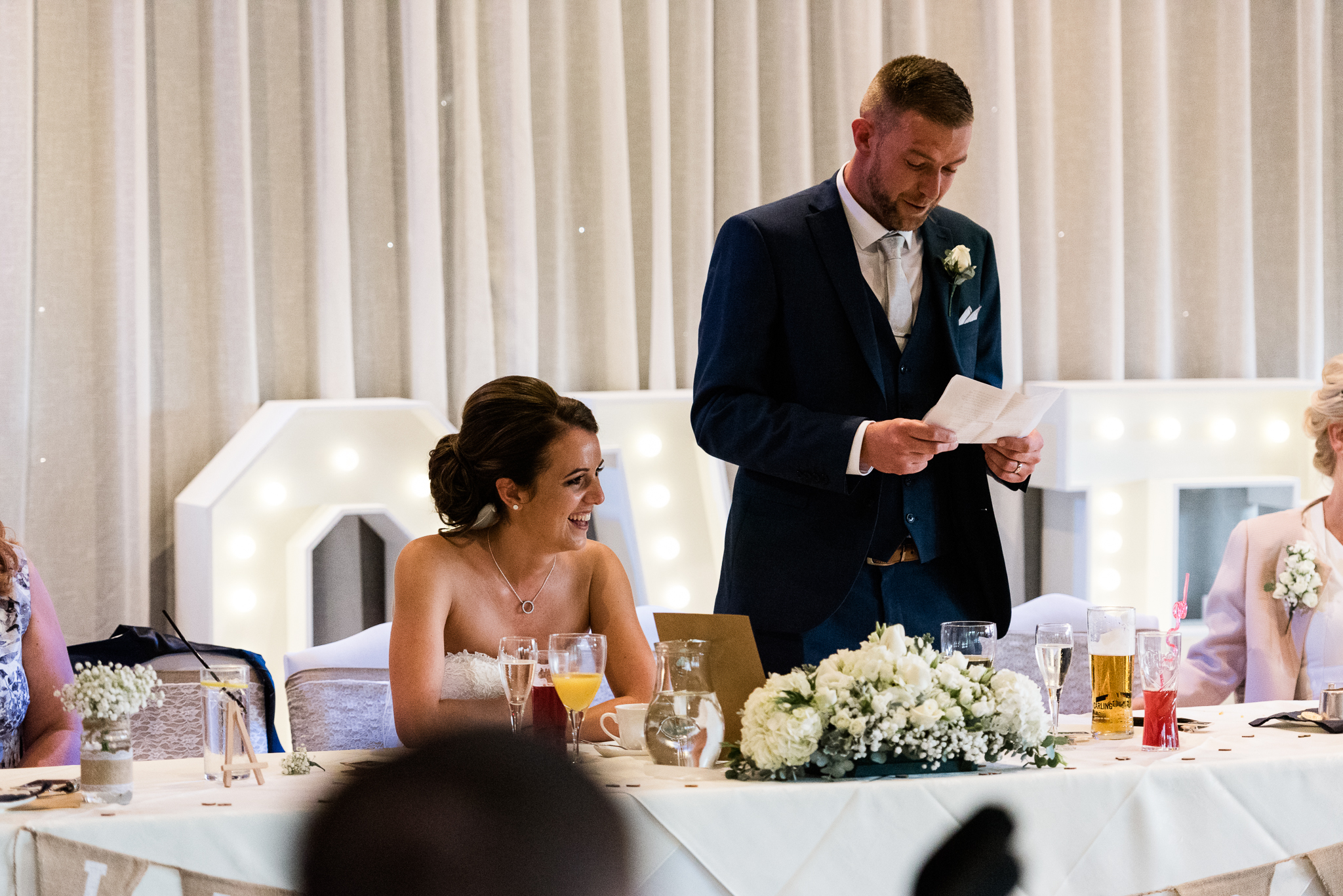 Staffordshire Moorlands Documentary Wedding Photography at The Three Horseshoes, Blackshaw Moor - Jenny Harper-29.jpg