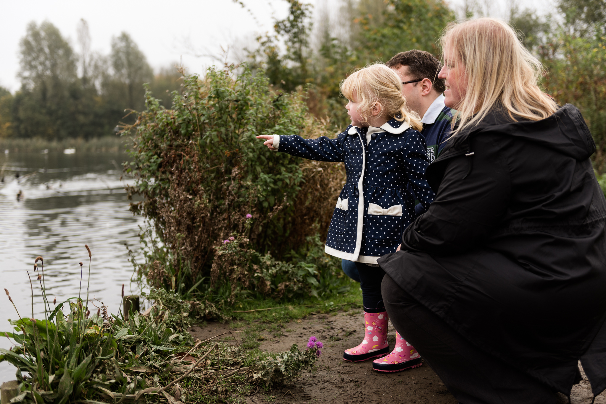 Staffordshire Documentary Family Photography Autumn Lifestyle Fall Leaves - Jenny Harper-3.jpg