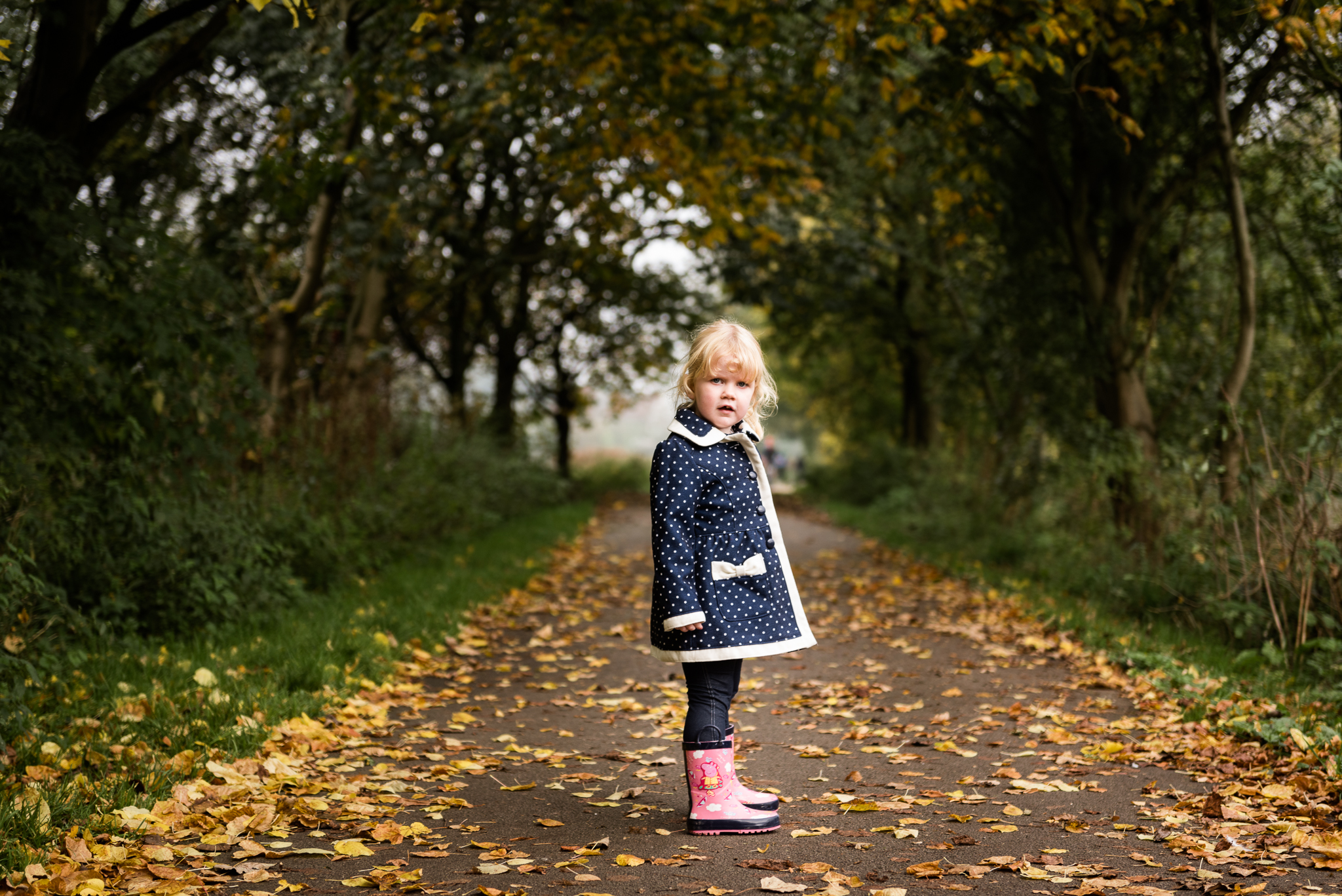 Staffordshire Documentary Family Photography Autumn Lifestyle Fall Leaves - Jenny Harper-5.jpg