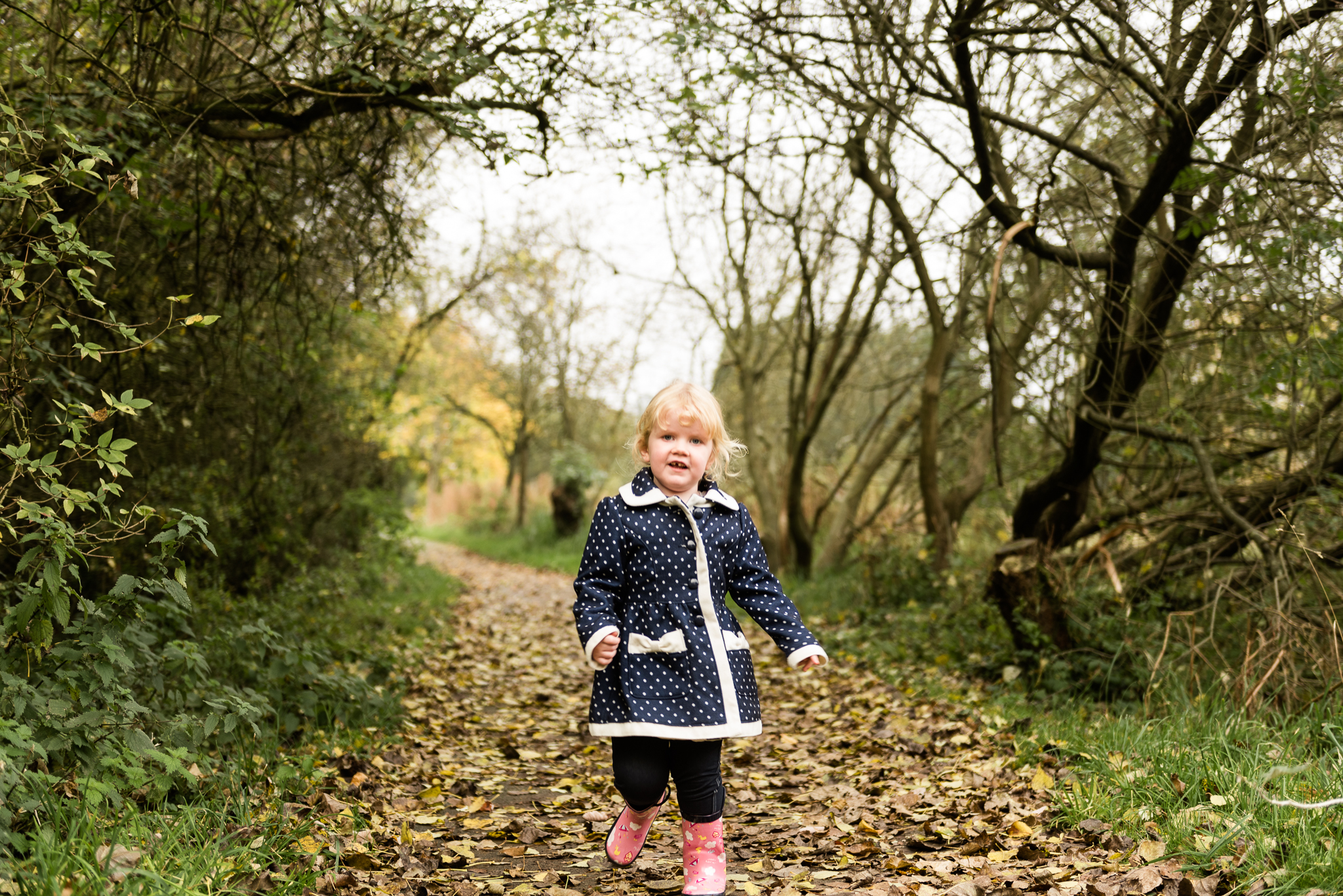 Staffordshire Documentary Family Photography Autumn Lifestyle Fall Leaves - Jenny Harper-7.jpg