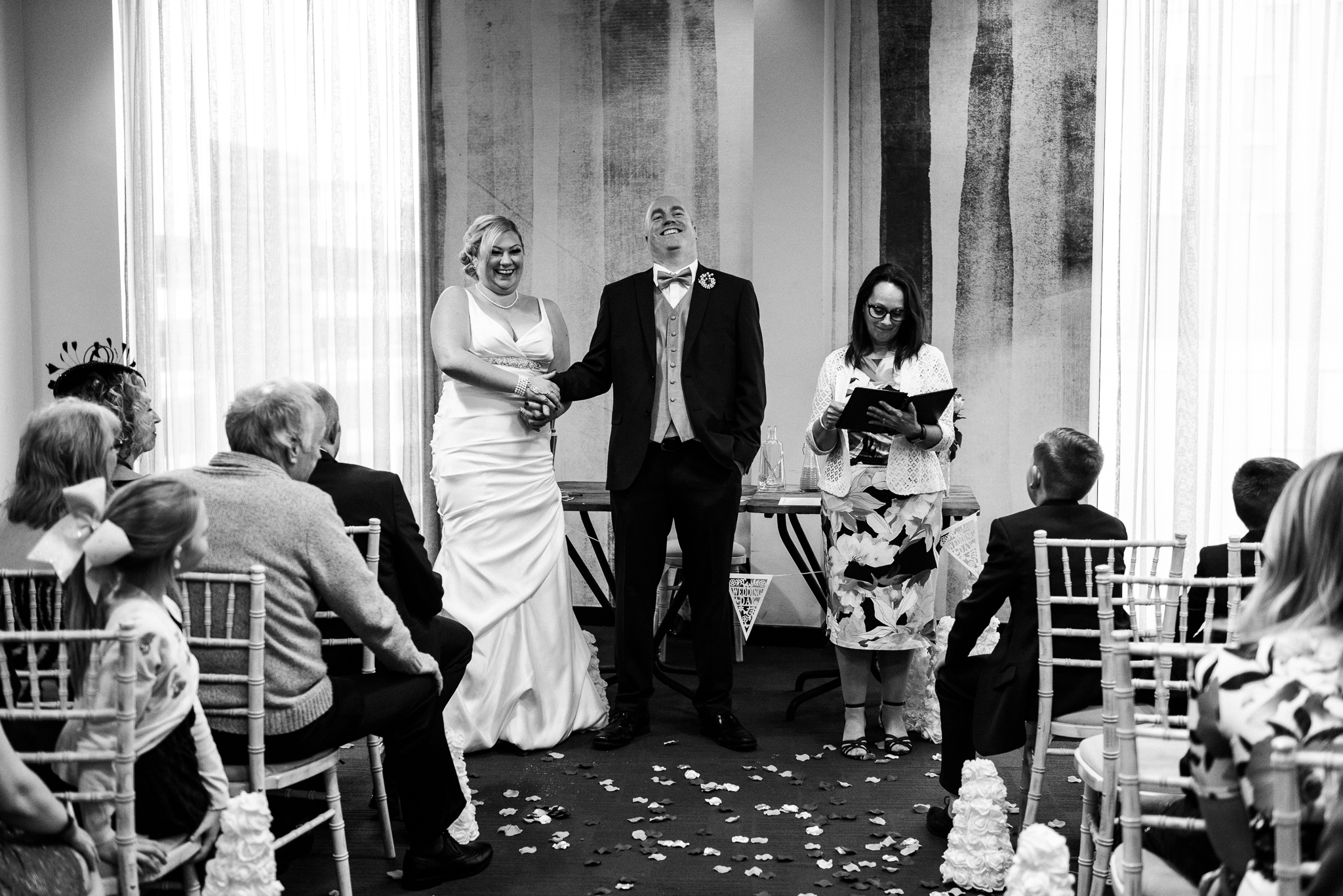 Manchester Wedding Photography On the 7th Media City UK, Salford 20s Art Deco Feathers Urban - Jenny Harper-20.jpg