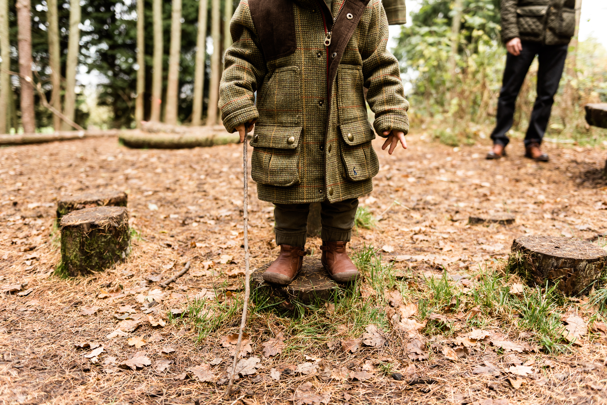 Autumn Documentary Lifestyle Family Photography at Clent Hills, Worcestershire Country Park countryside outdoors nature - Jenny Harper-2.jpg