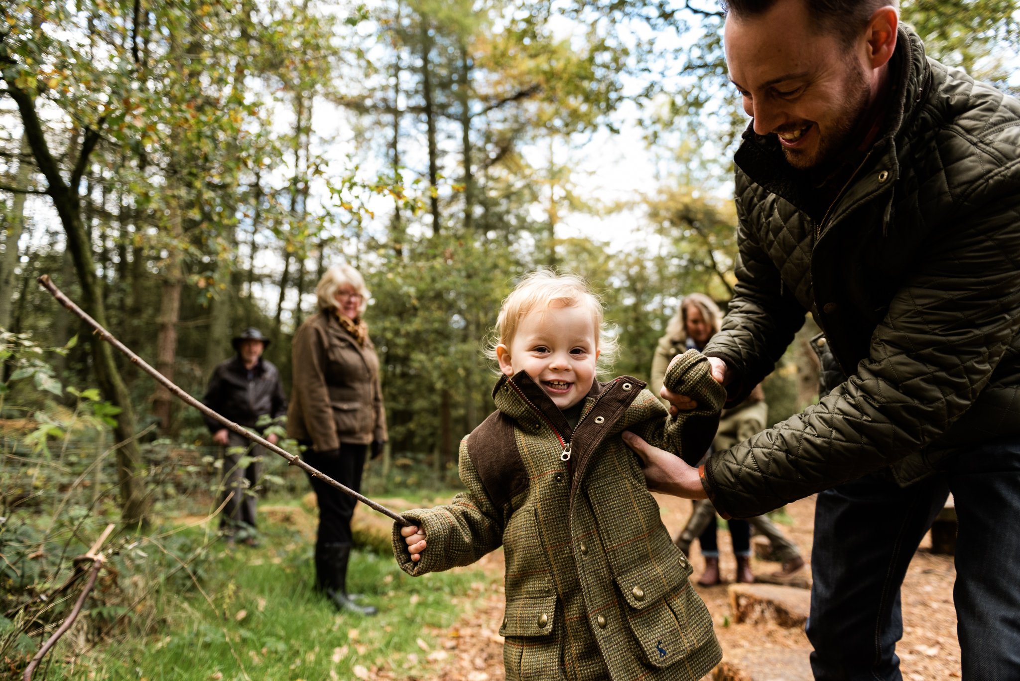 Autumn Documentary Lifestyle Family Photography at Clent Hills, Worcestershire Country Park countryside outdoors nature - Jenny Harper-3.jpg