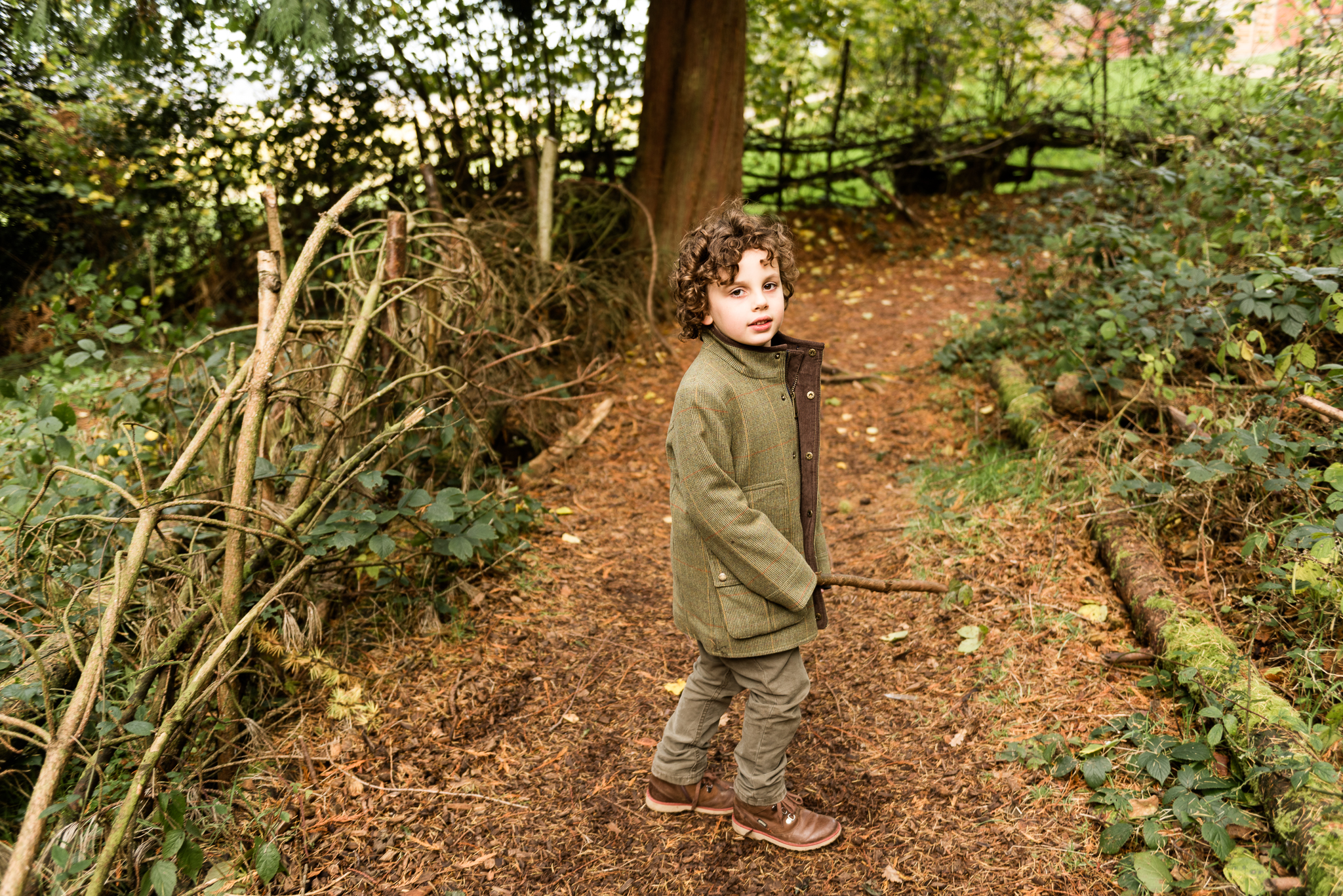 Autumn Documentary Lifestyle Family Photography at Clent Hills, Worcestershire Country Park countryside outdoors nature - Jenny Harper-8.jpg