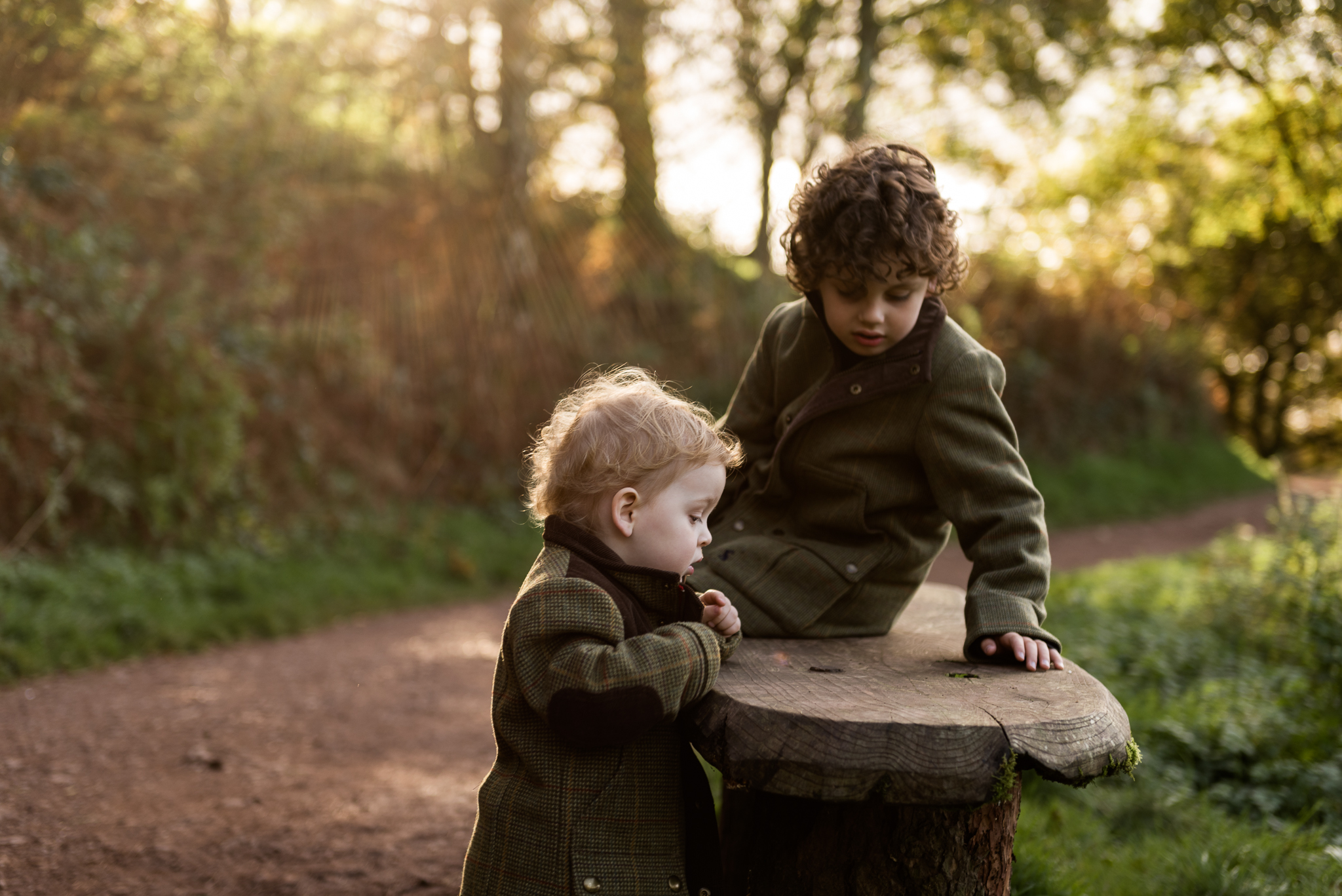 Autumn Documentary Lifestyle Family Photography at Clent Hills, Worcestershire Country Park countryside outdoors nature - Jenny Harper-12.jpg